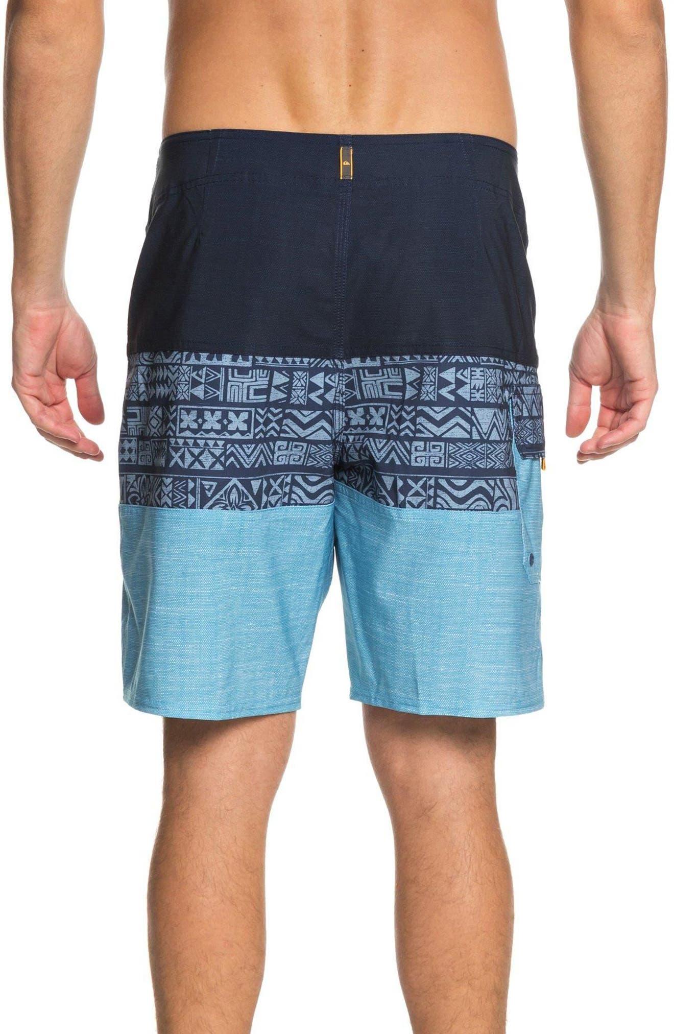 Fairway Triblock Board Shorts,                             Alternate thumbnail 2, color,                             401