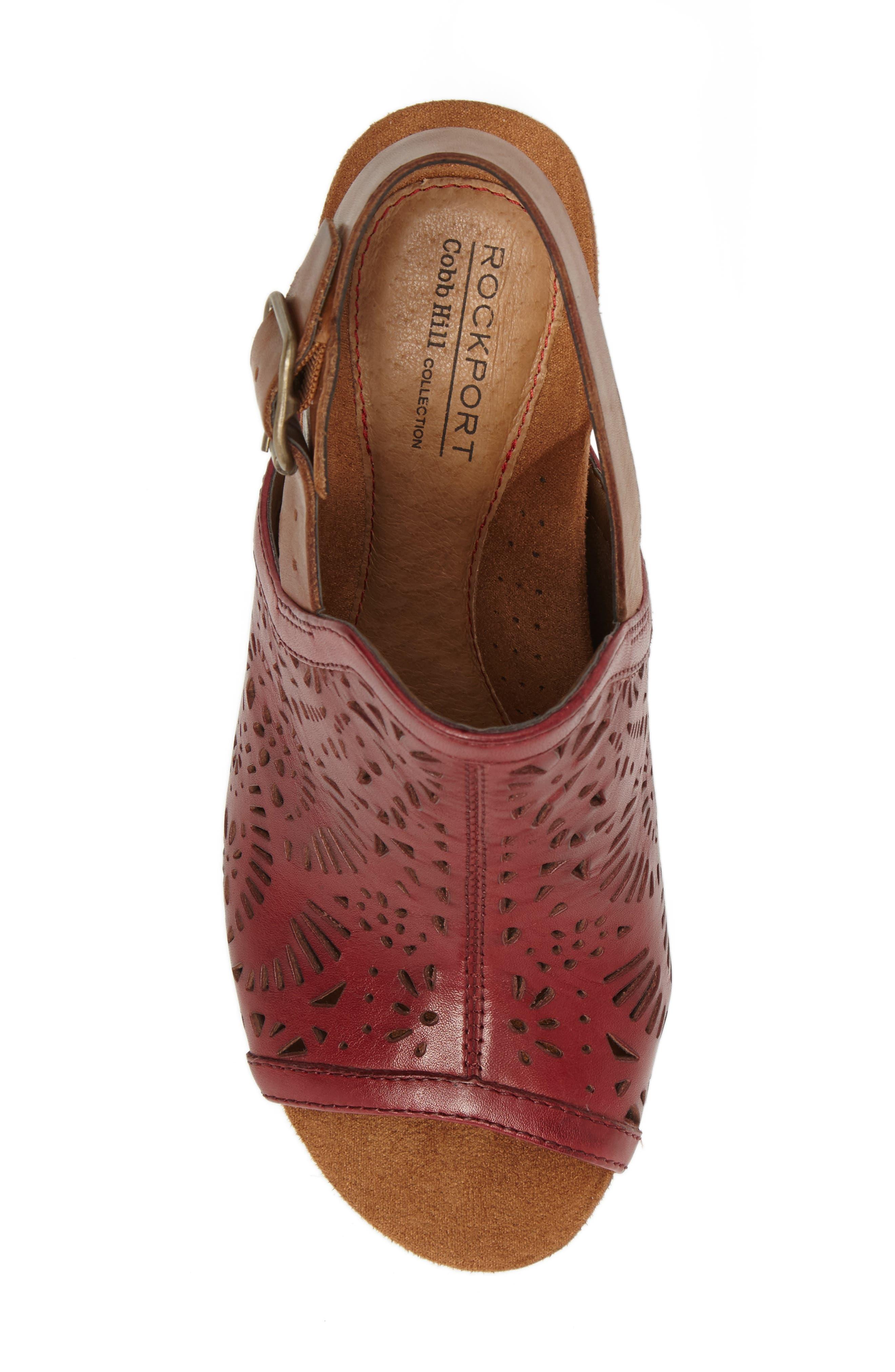 Tropez Block Heel Sandal,                             Alternate thumbnail 20, color,
