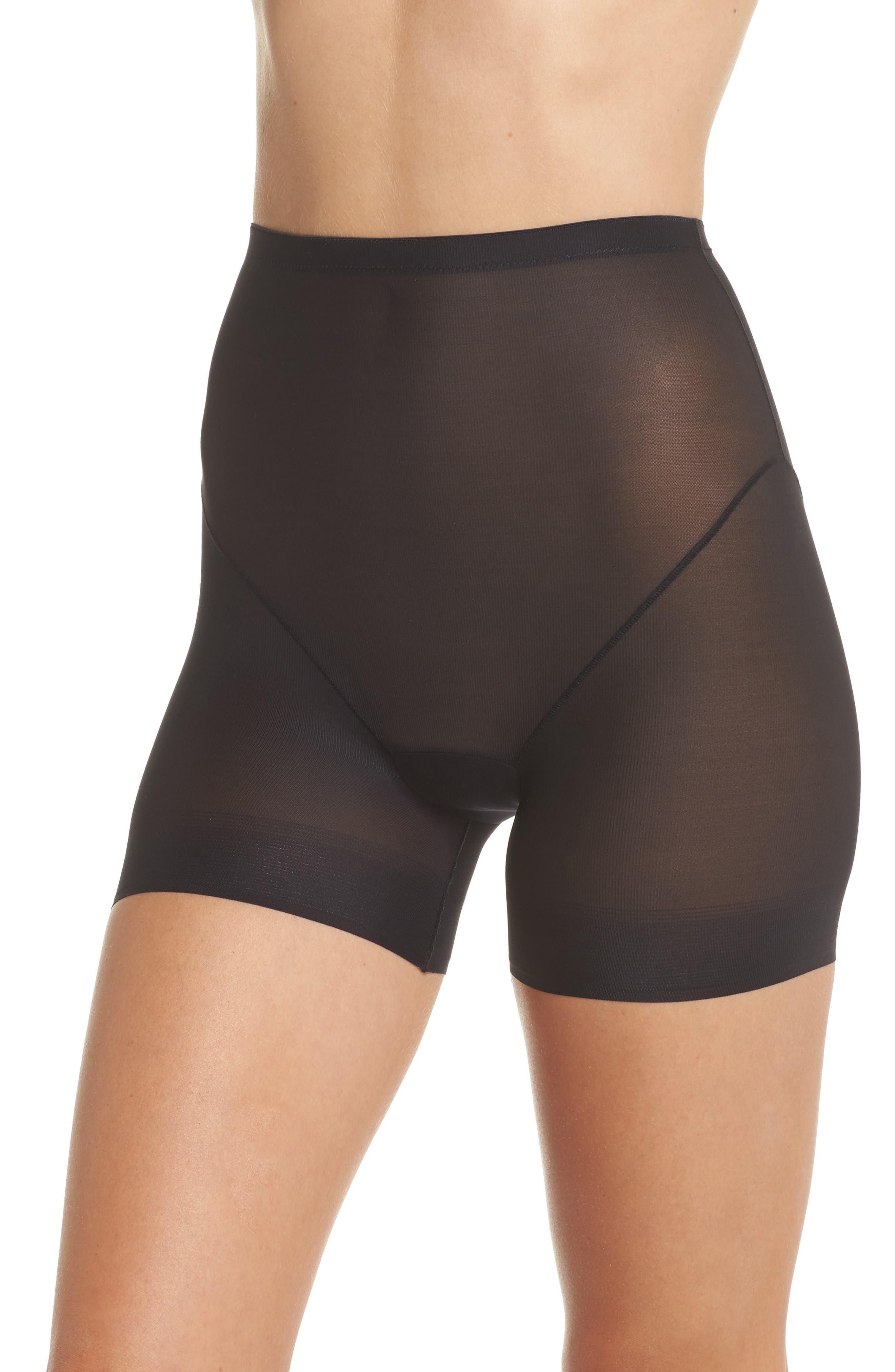 Luxury Lite Shaper Shorts,                             Main thumbnail 1, color,                             001