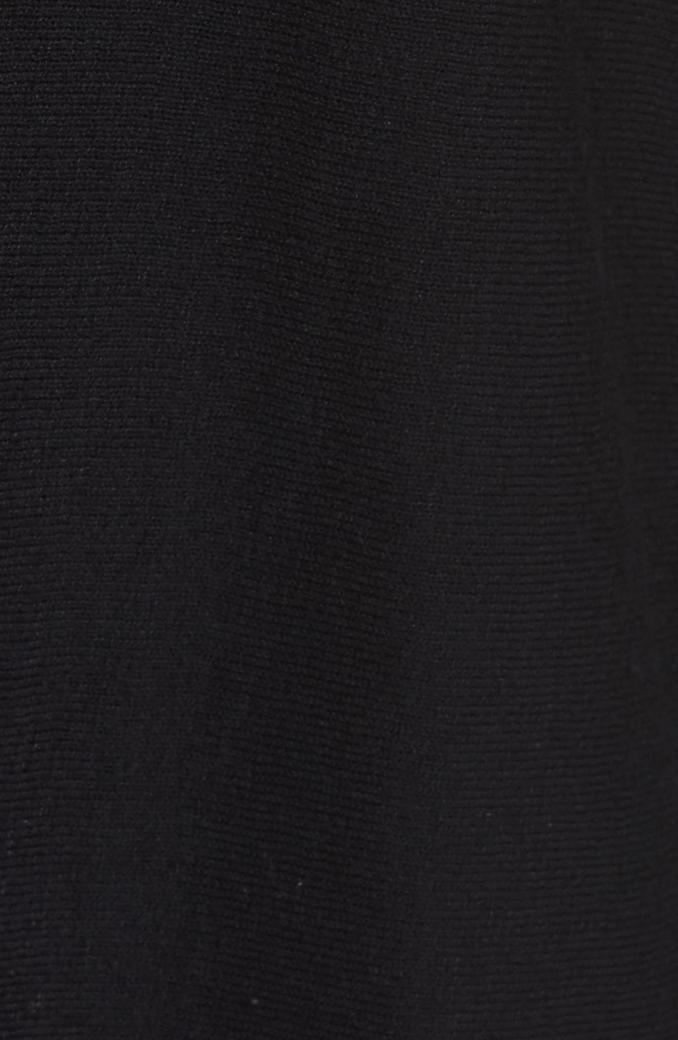 NIC + ZOE Dolman Sleeve Side Tie Top,                             Alternate thumbnail 5, color,                             004