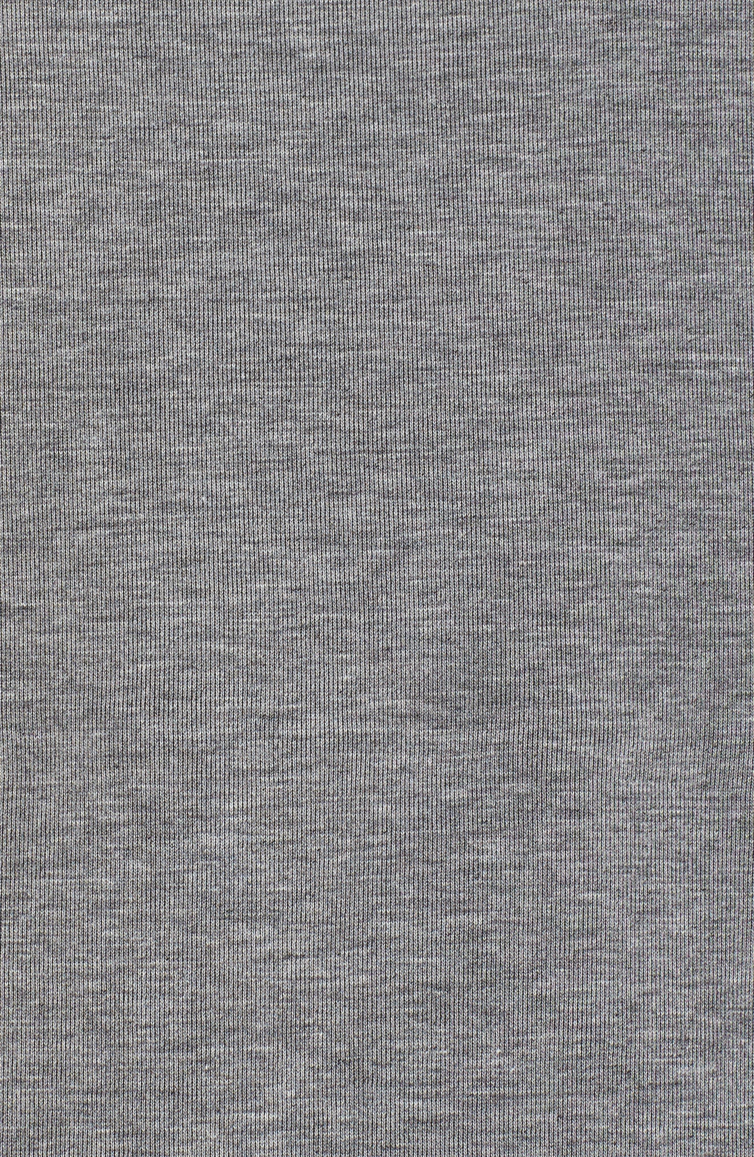 Colorblock Fleece Top,                             Alternate thumbnail 6, color,                             091