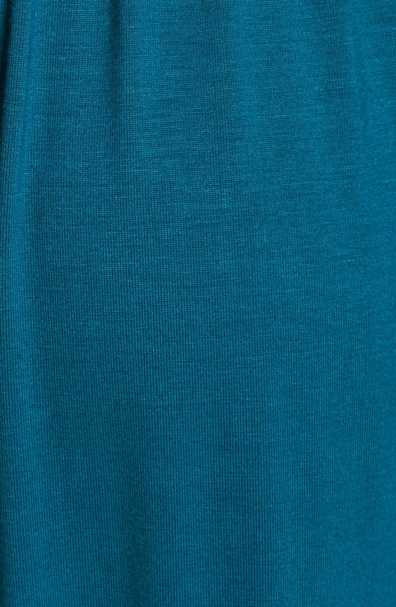 V-Neck Maxi Dress,                             Alternate thumbnail 15, color,