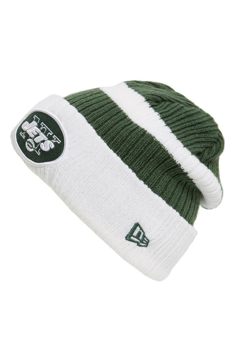 ec5bfebd1 New Era Cap  Rib Start - New York Jets  Knit Hat