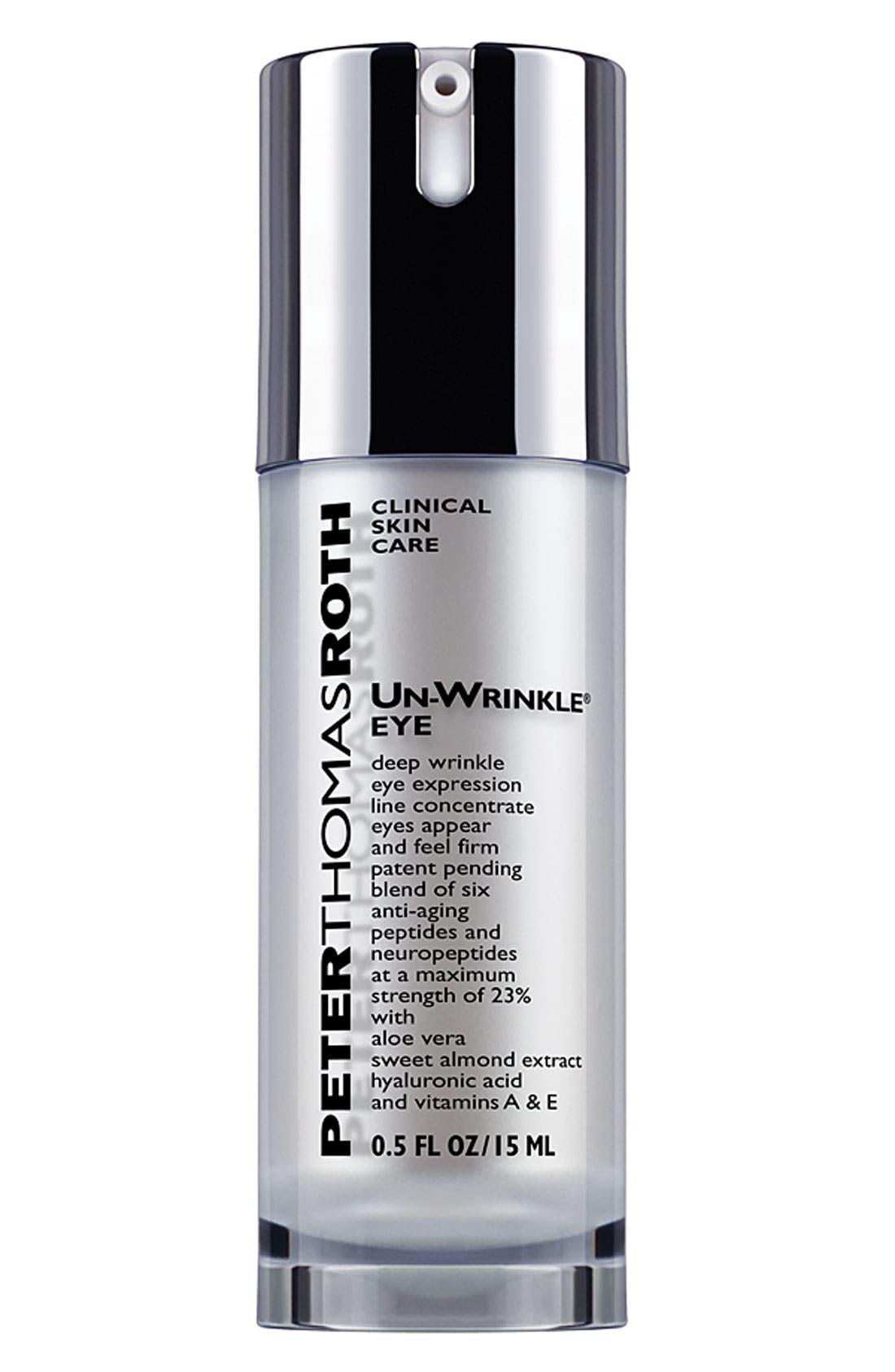 Un-Wrinkle<sup>®</sup> Eye,                         Main,                         color, NO COLOR