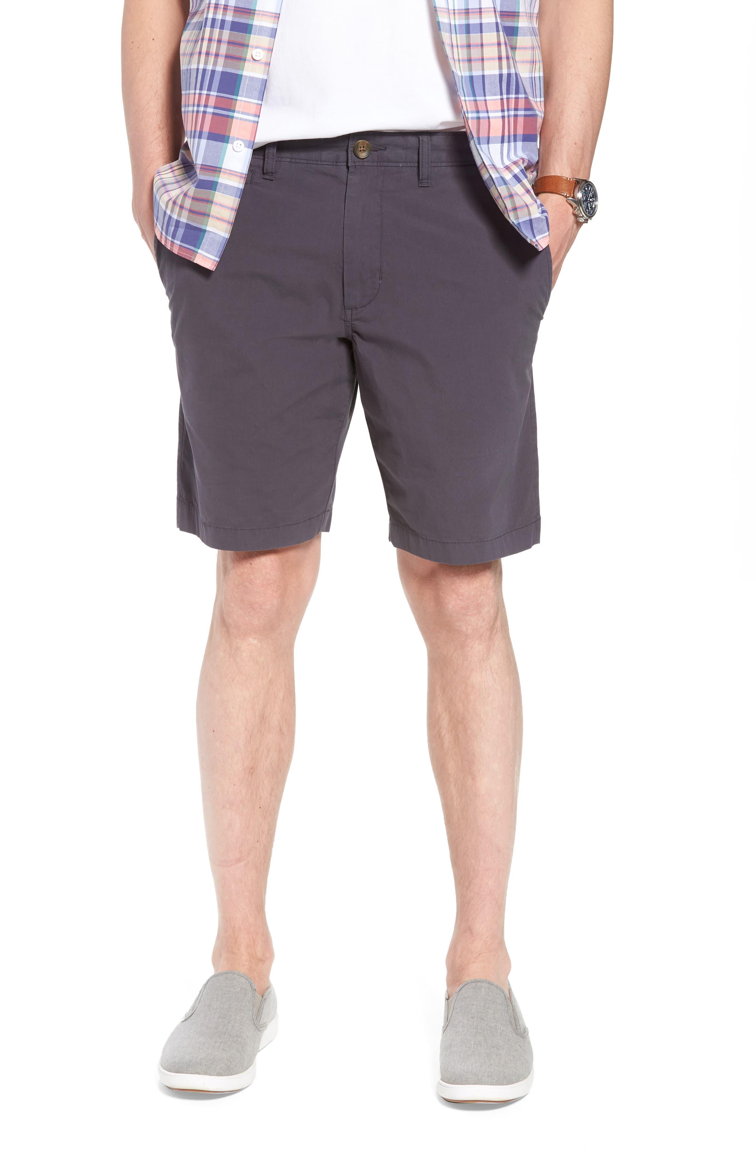 Stretch Poplin Shorts,                             Main thumbnail 1, color,                             021