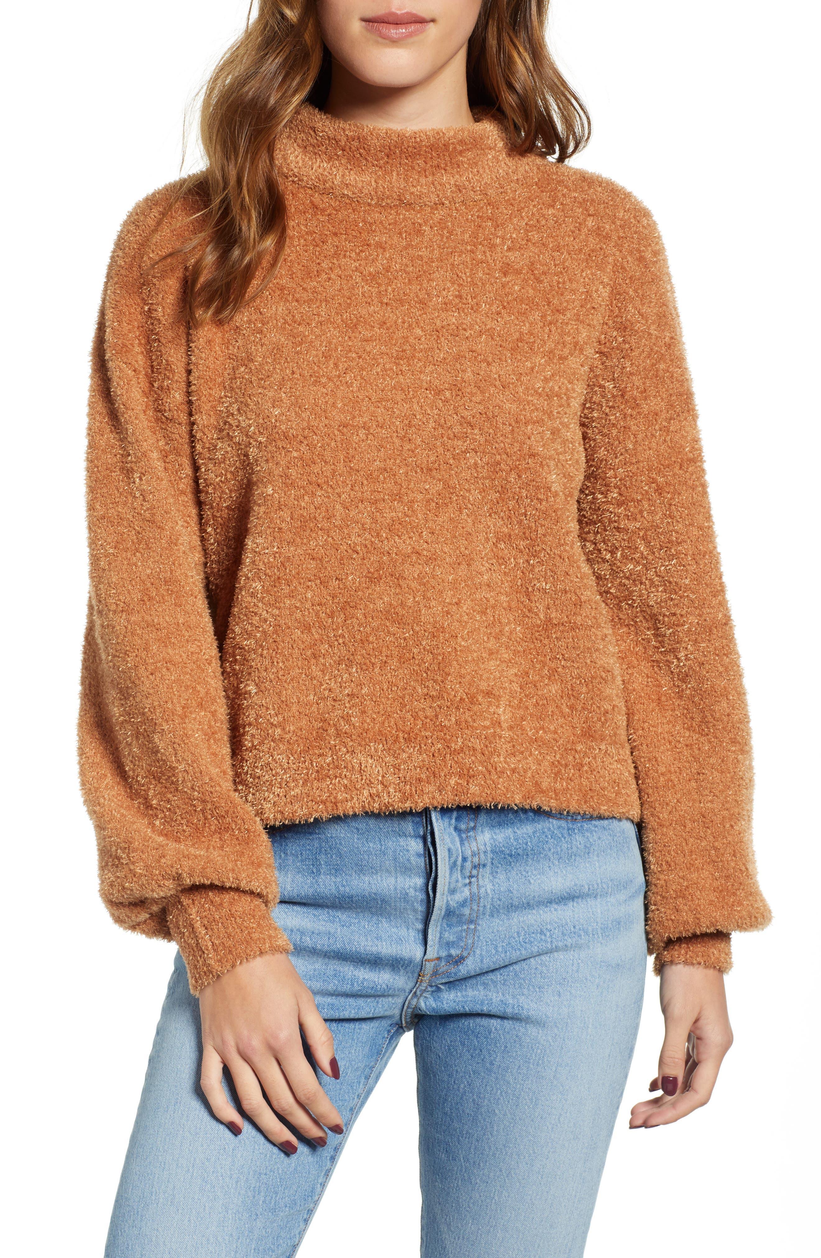CODEXMODE Cozy Chenille Sweater, Main, color, 250