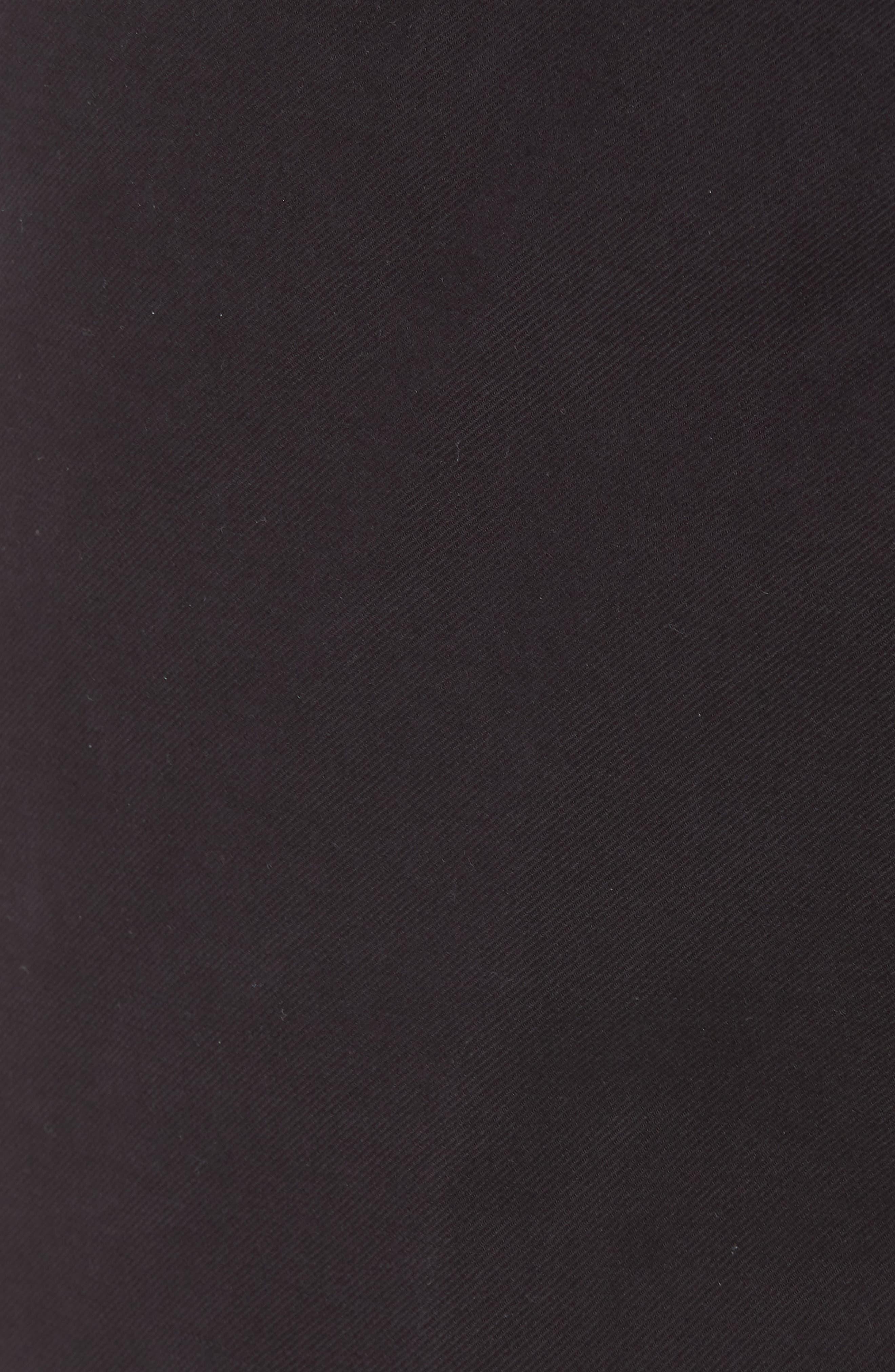 HUDSON JEANS,                             Slouchy Slim Fit Cargo Pants,                             Alternate thumbnail 5, color,                             001
