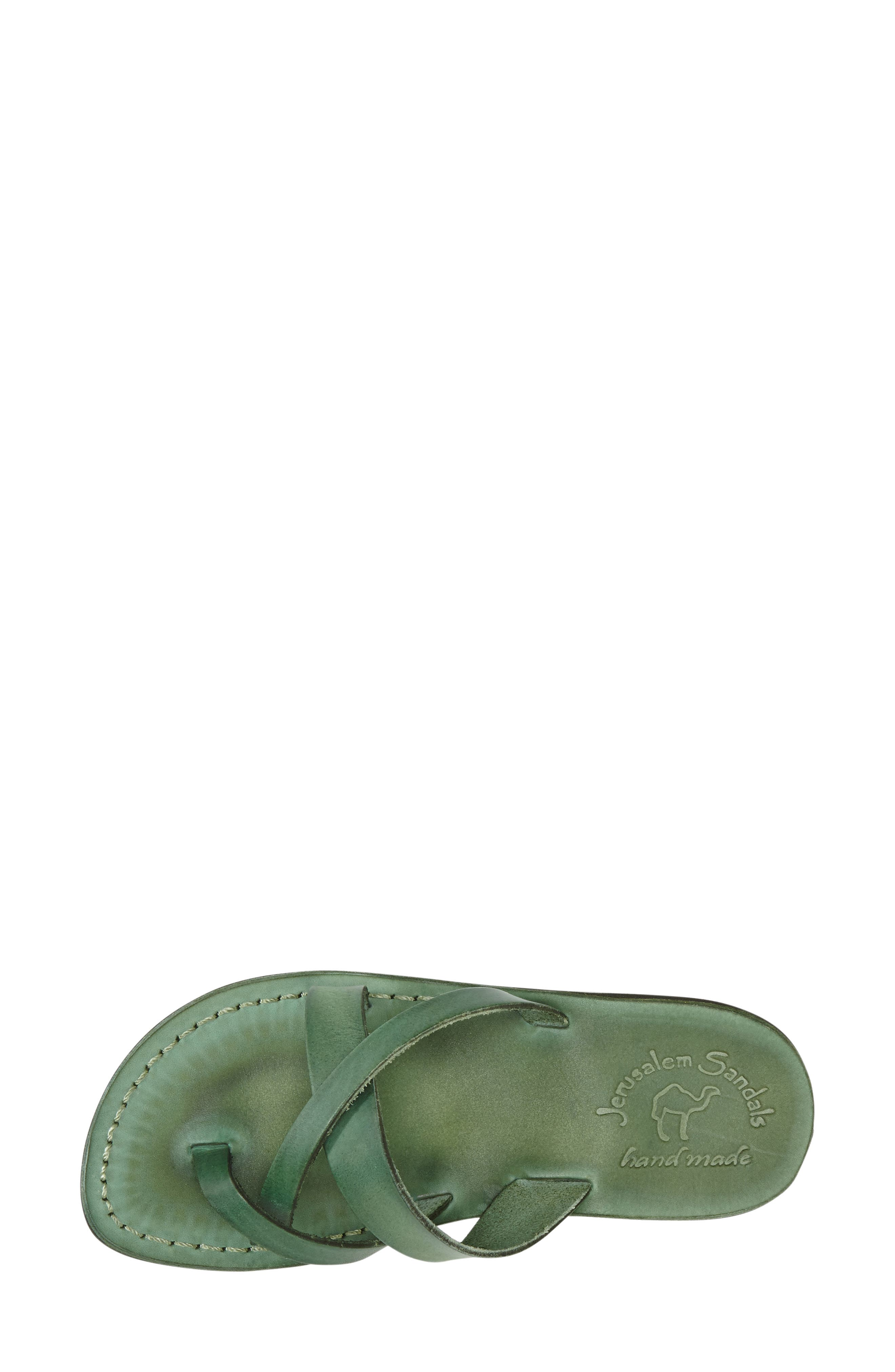 'Abigail' Strappy Slide Sandal,                             Alternate thumbnail 9, color,