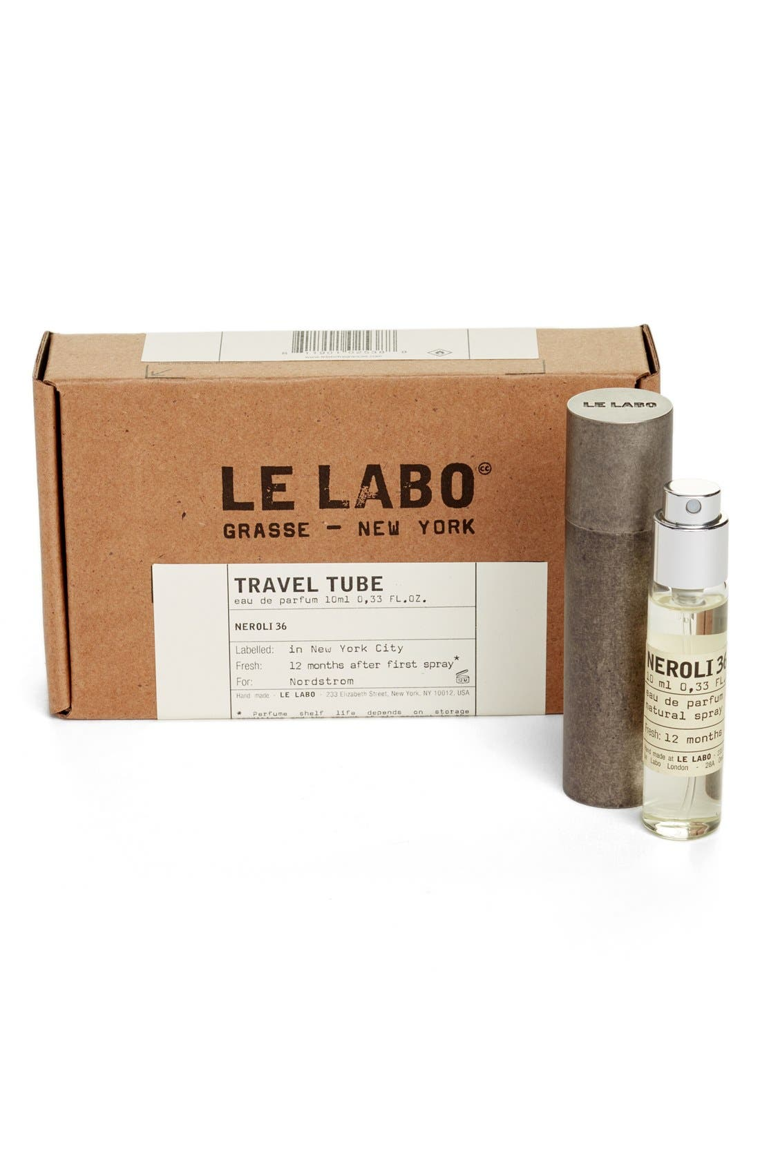 'Neroli 36' Travel Tube,                             Alternate thumbnail 4, color,                             NO COLOR