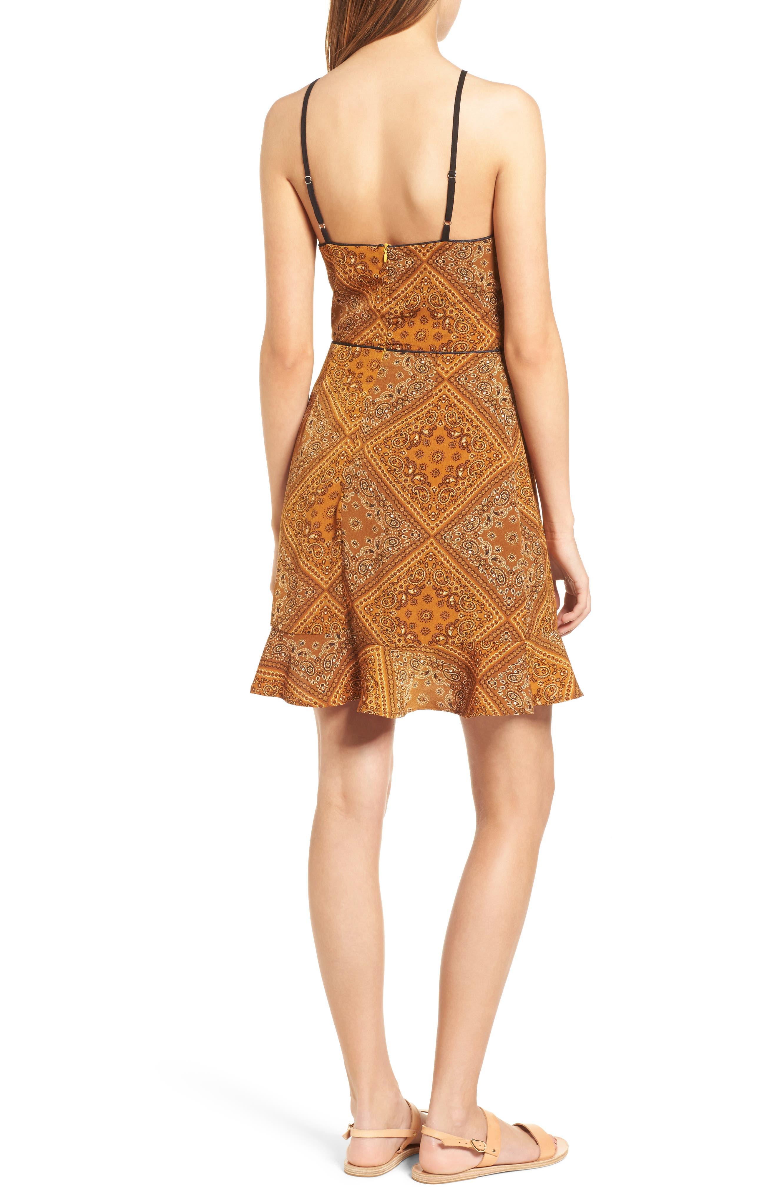 Bandana Bella Dress,                             Alternate thumbnail 4, color,