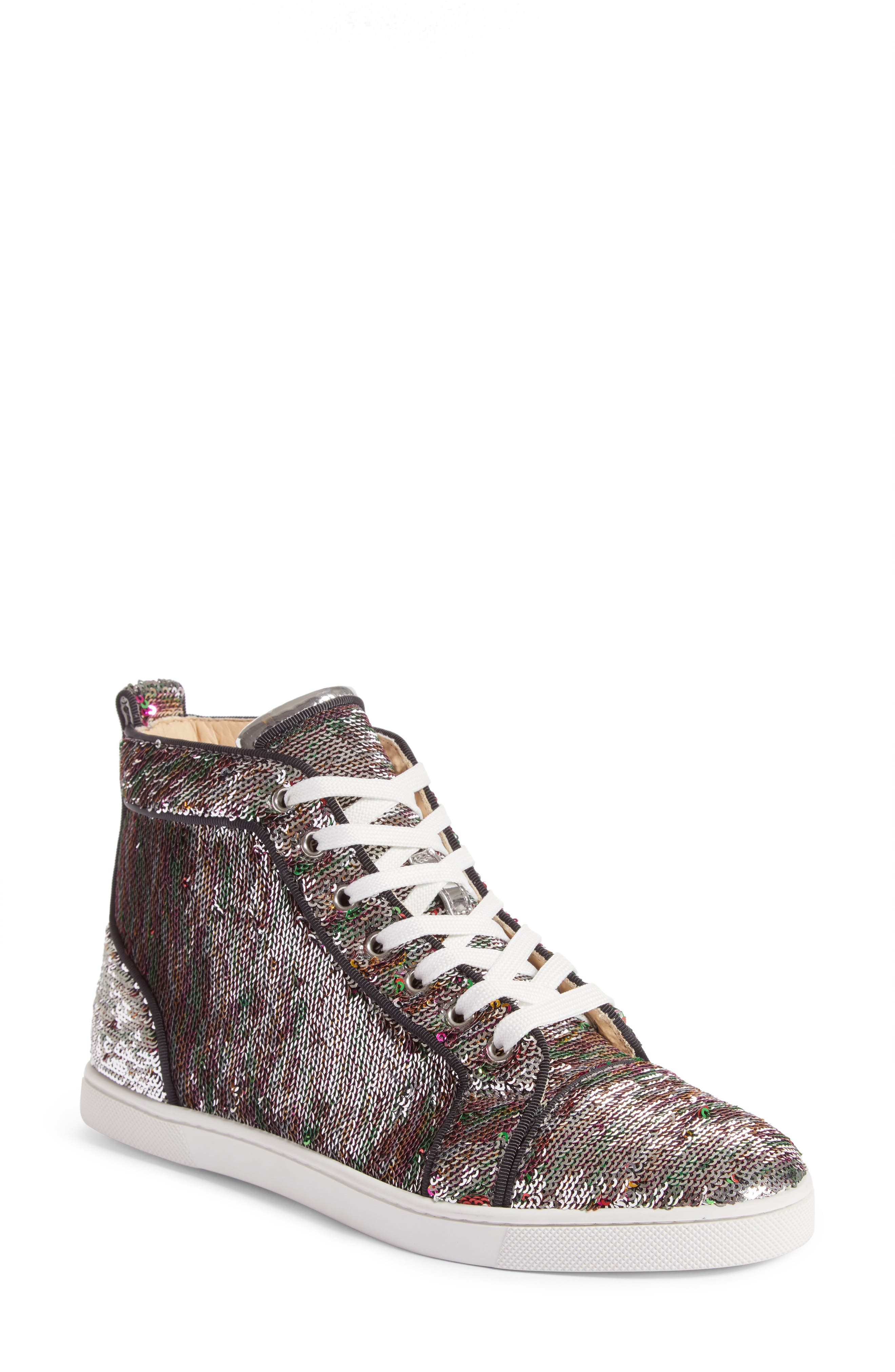 Bip Bip High Top Sneaker,                             Main thumbnail 1, color,