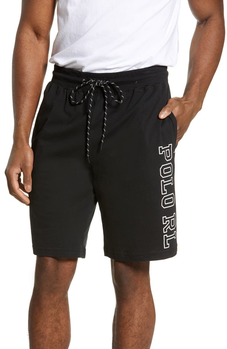 Polo Ralph Lauren Logo Sleep Shorts Nordstrom