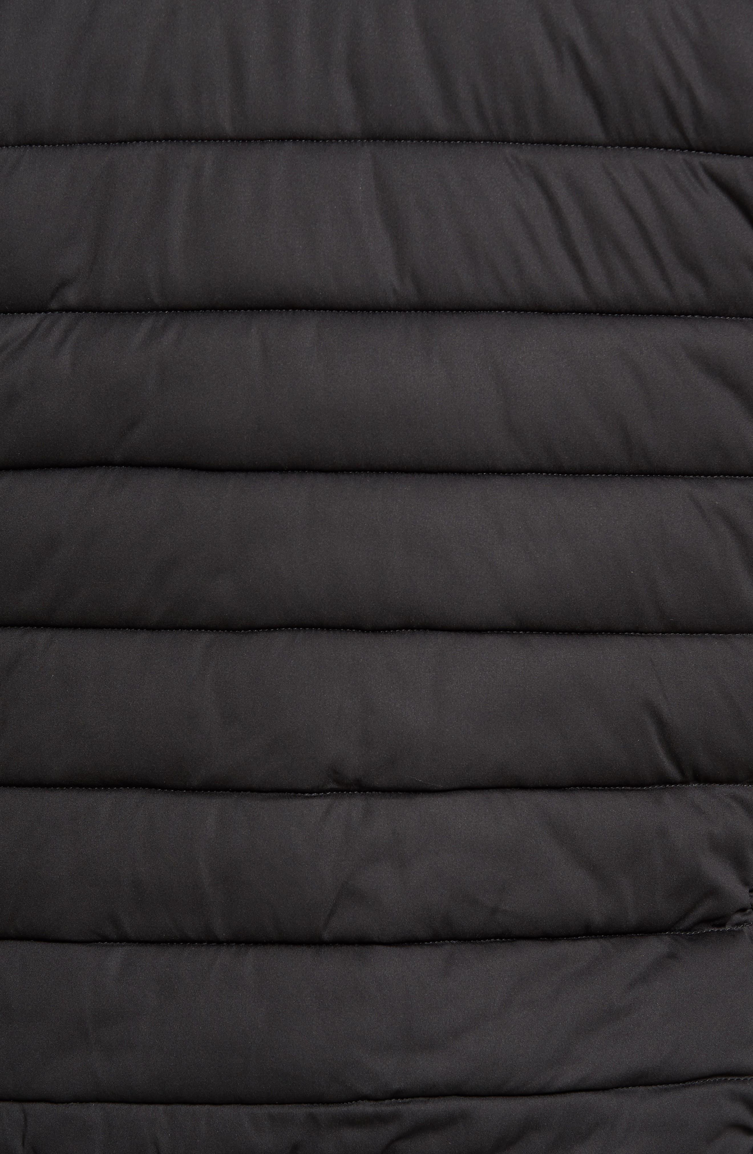 Puffer Jacket,                             Alternate thumbnail 5, color,                             001