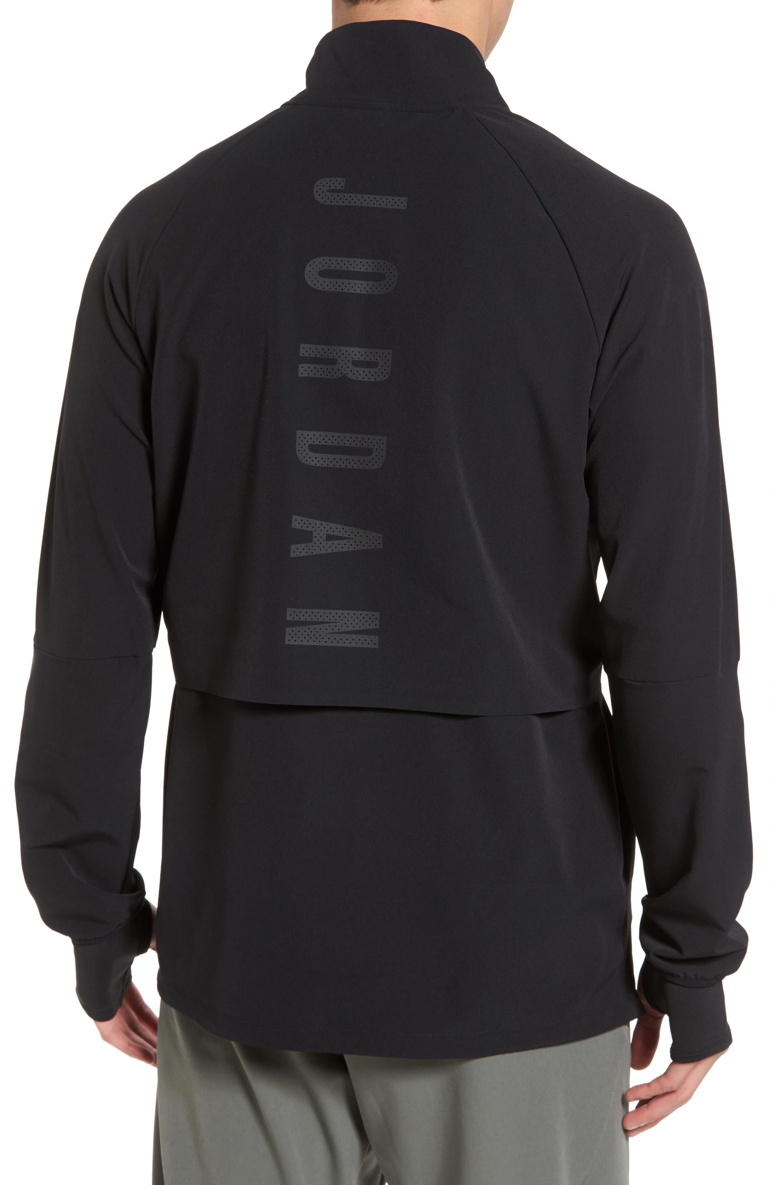 Nike Jordan 23 Tech Shield Jacket,                             Alternate thumbnail 2, color,                             010
