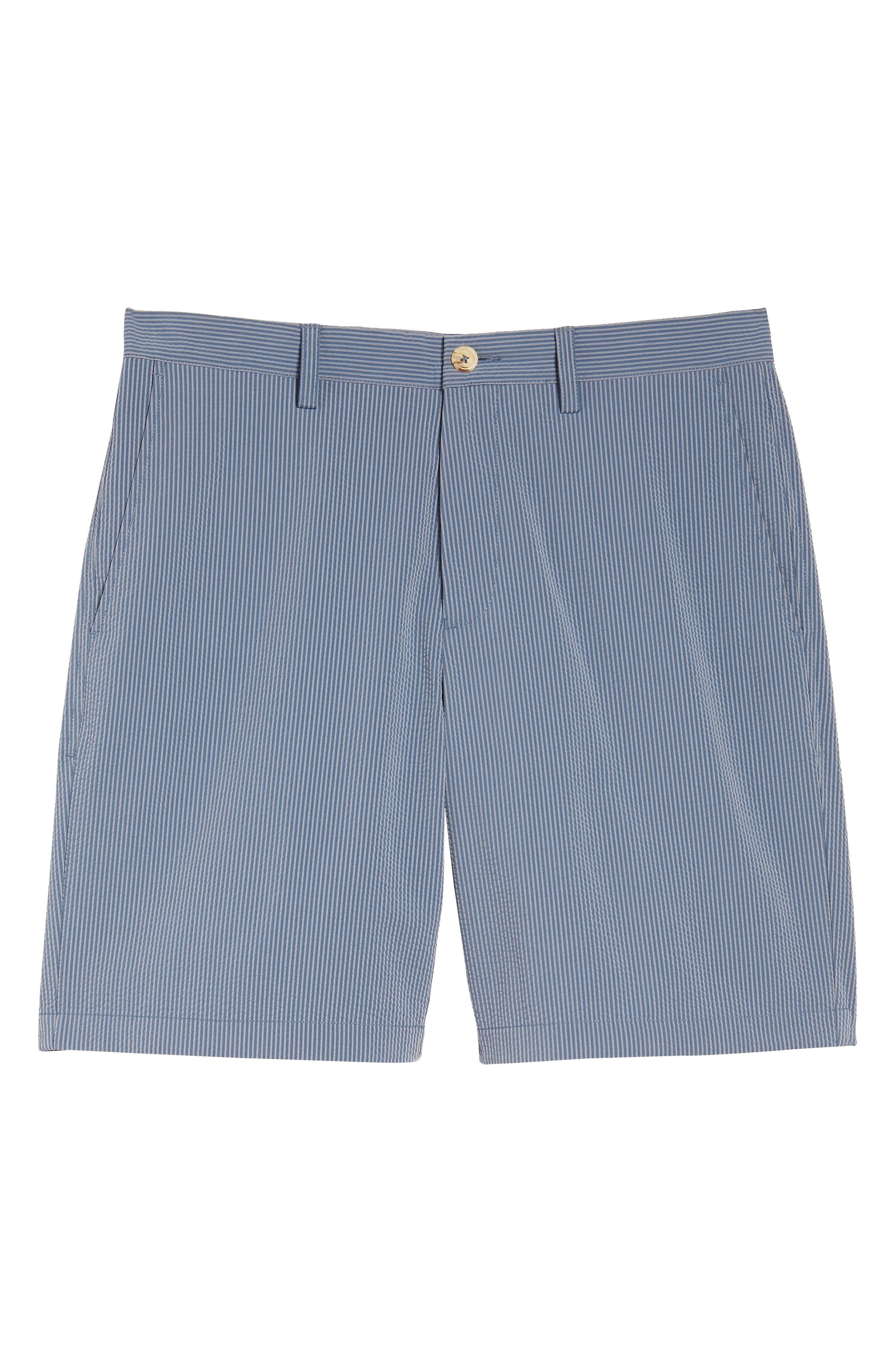 Seersucker Shorts,                             Alternate thumbnail 6, color,                             425