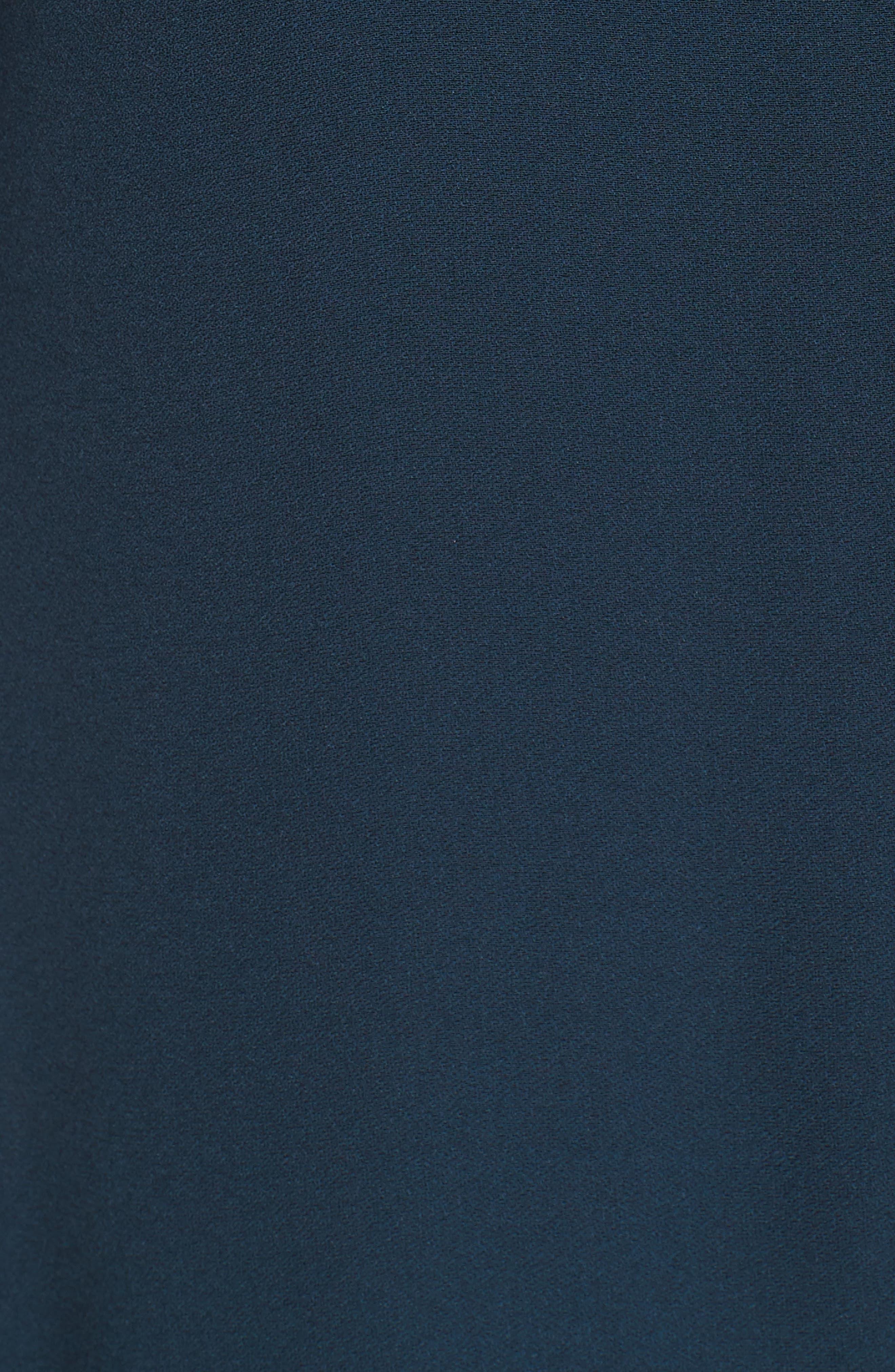 Tie Back Cady Dress,                             Alternate thumbnail 5, color,                             301