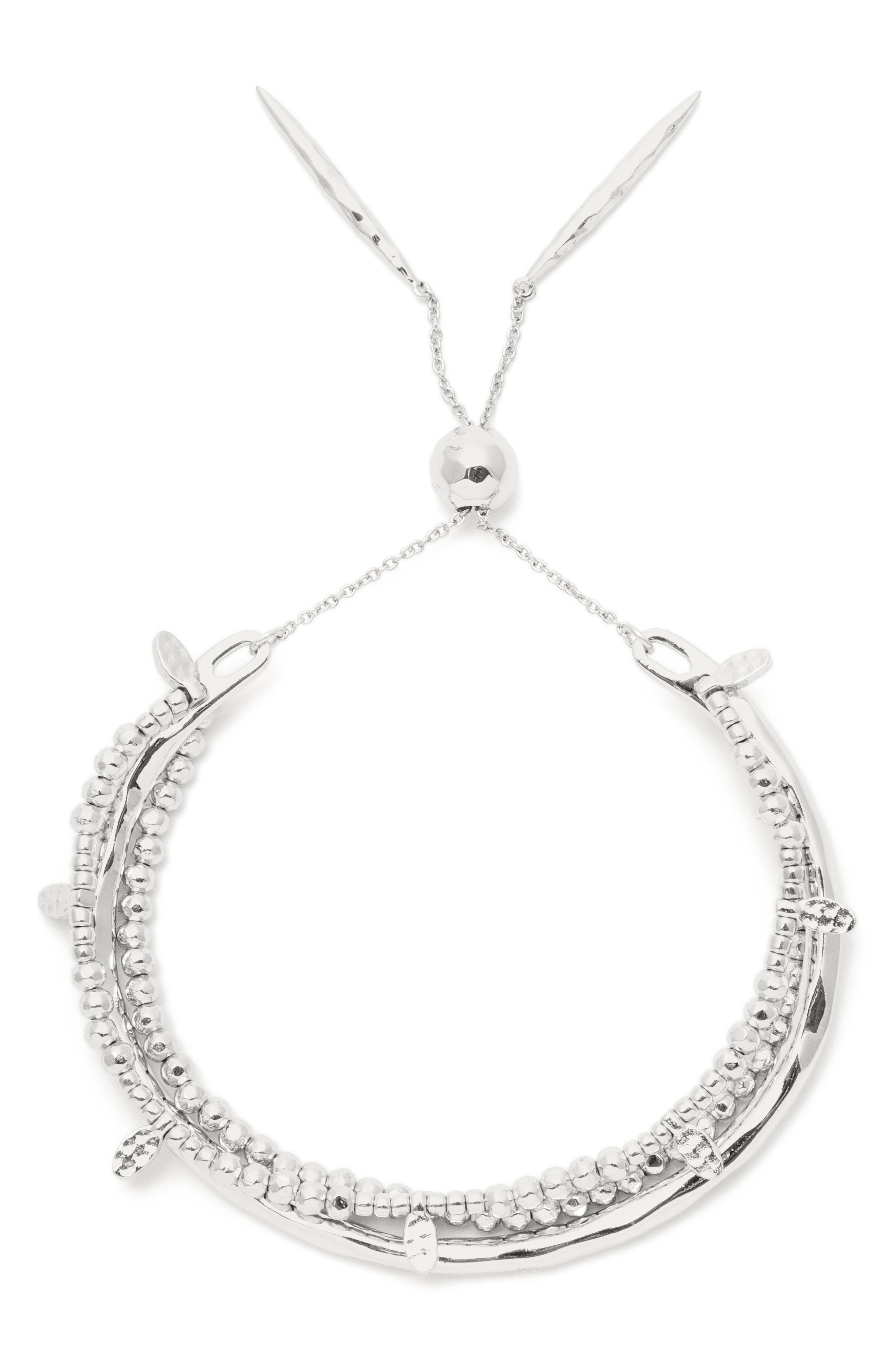 Leucadia Beaded Bracelet,                         Main,                         color, 049