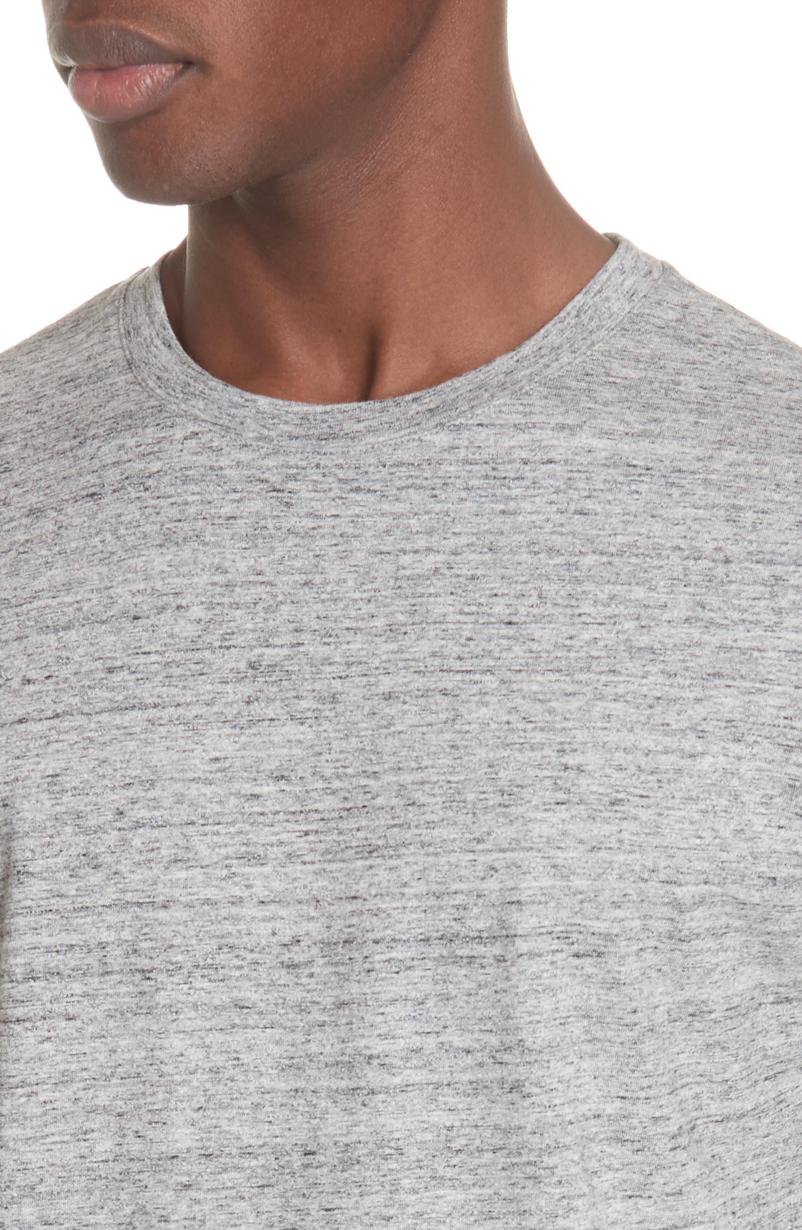 Terry T-Shirt,                             Alternate thumbnail 4, color,                             063