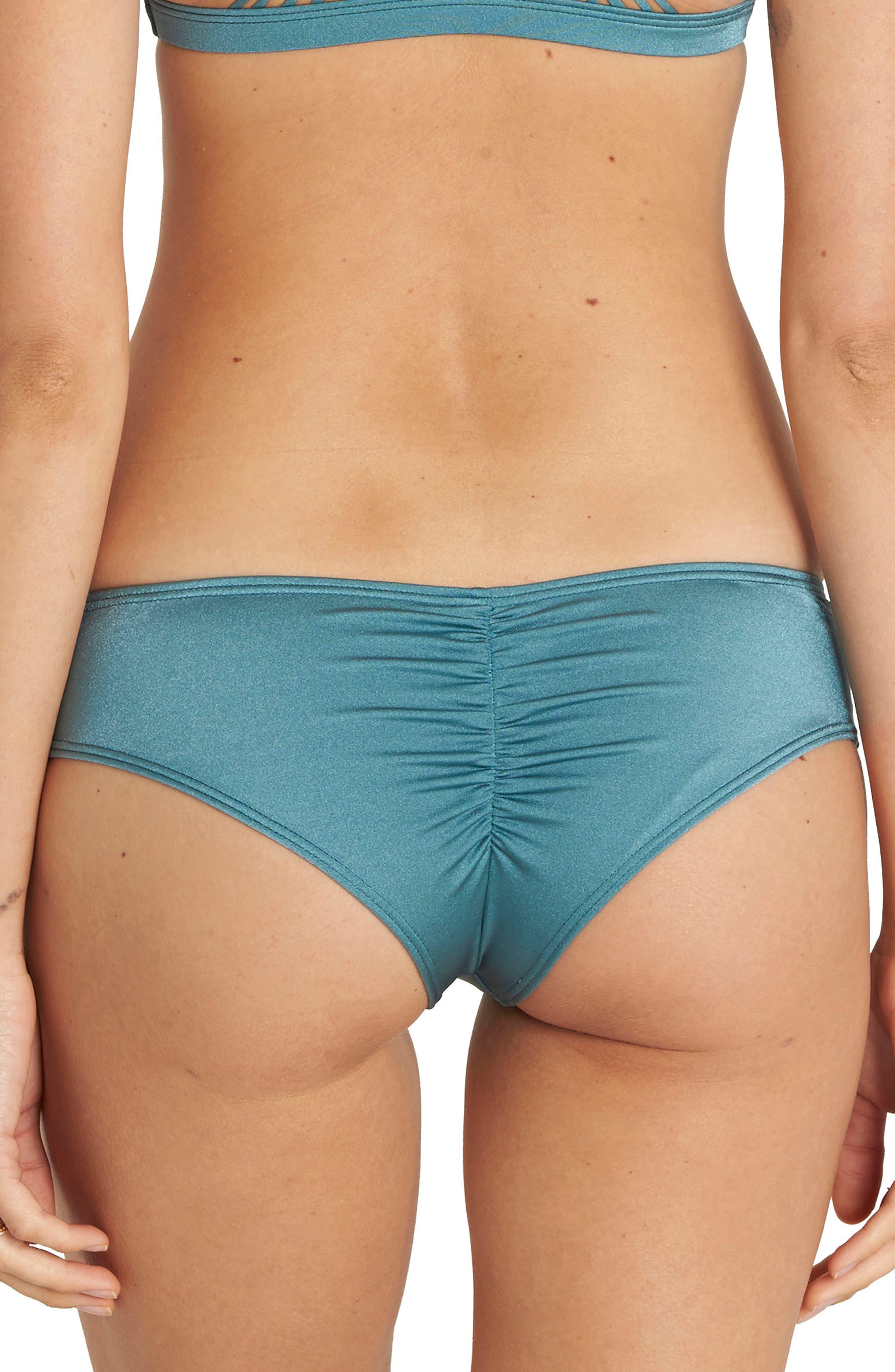 'Sol Searcher Hawaii' Cheeky Bikini Bottoms,                             Alternate thumbnail 10, color,