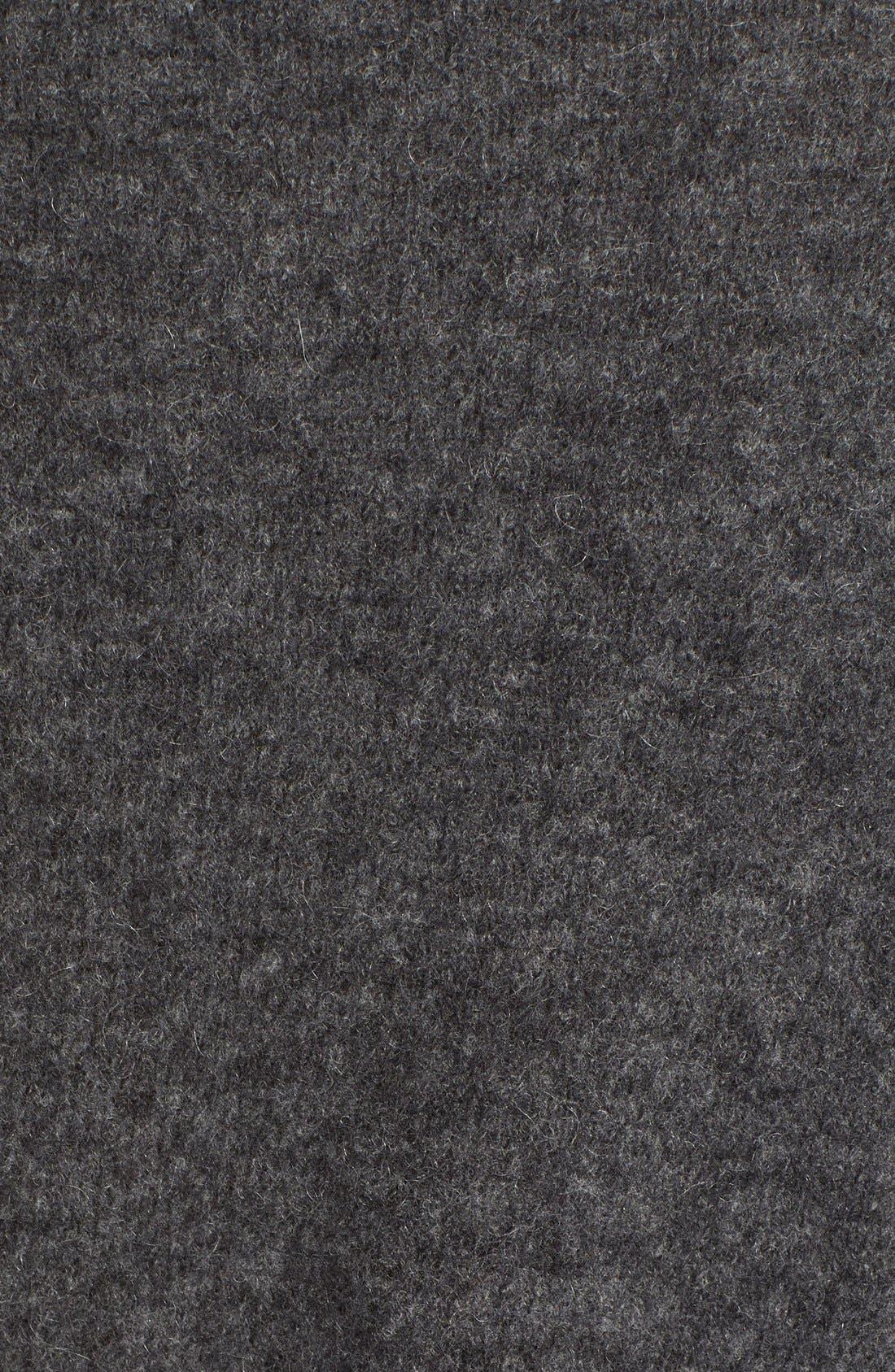 'Voletta Mohair' Turtleneck Sweater,                             Alternate thumbnail 4, color,                             021