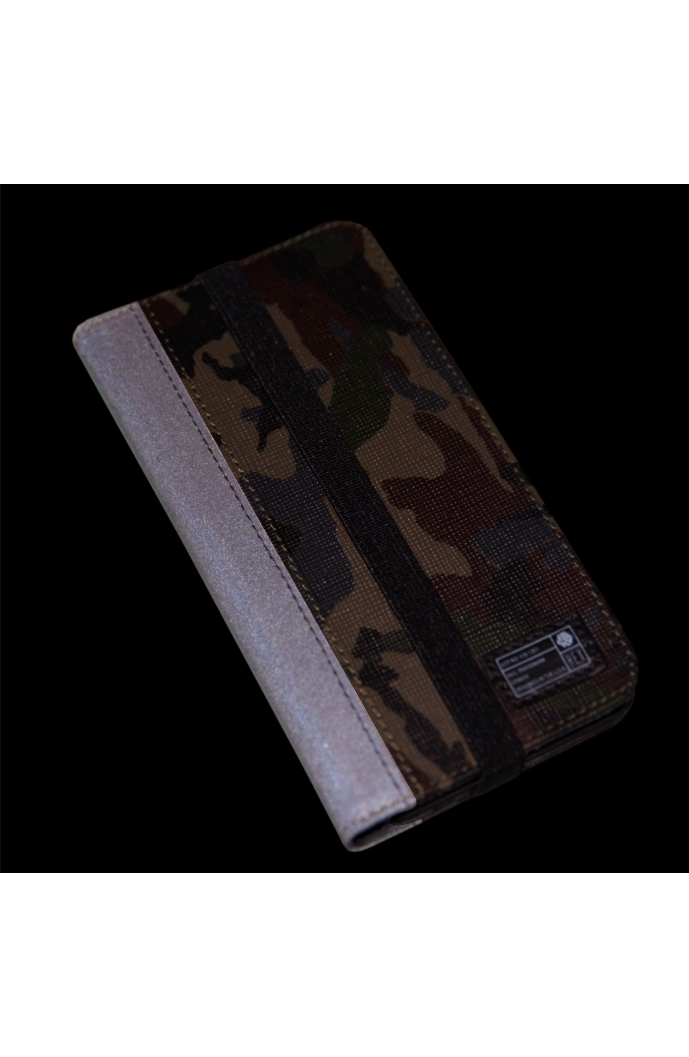 Icon iPhone 6/6s/7/8 Wallet Case,                             Alternate thumbnail 5, color,