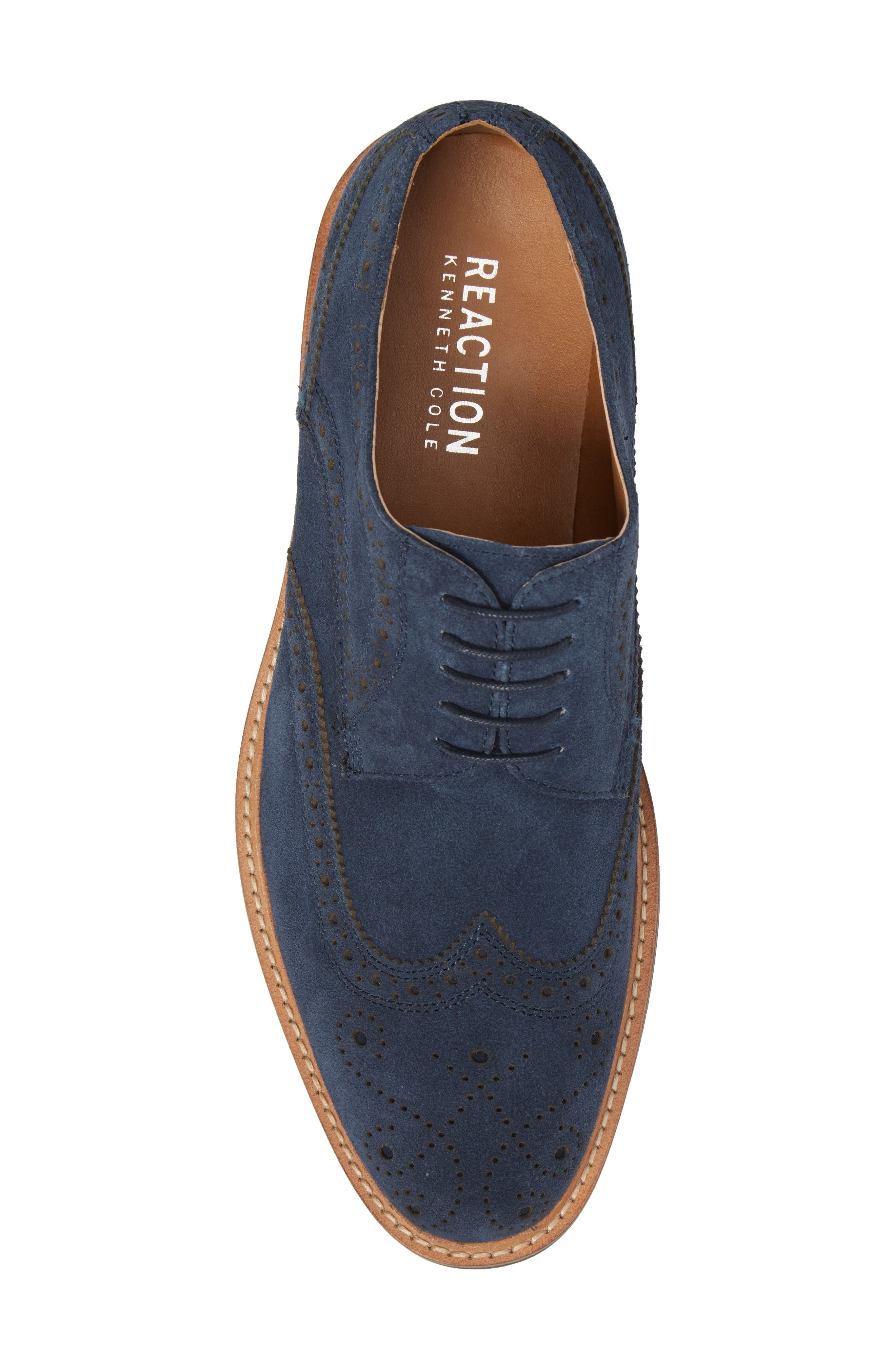 Kenneth Cole Reaction Wingtip,                             Alternate thumbnail 19, color,