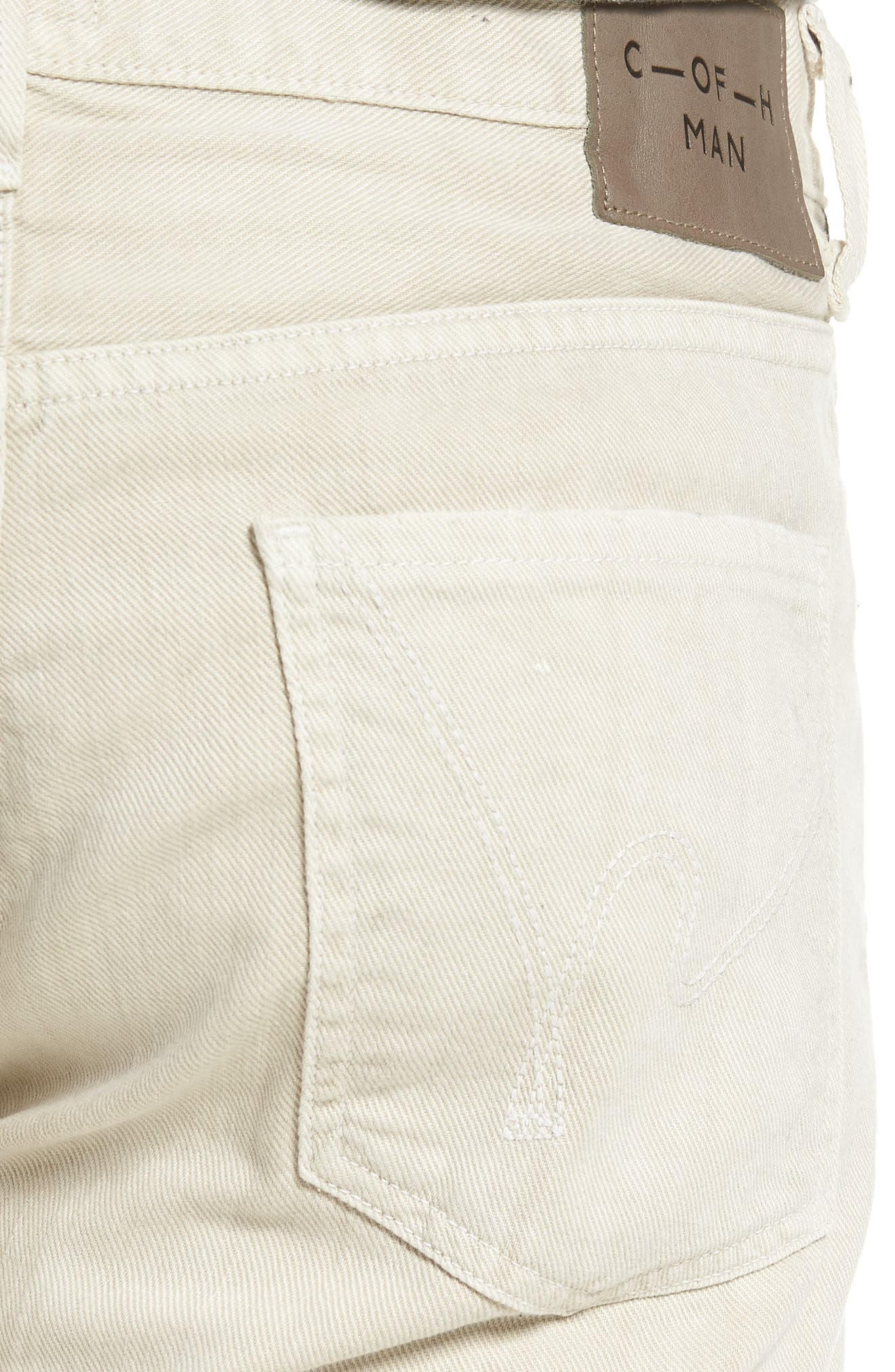 CITIZENS OF HUMANITY,                             Sid Straight Leg Jeans,                             Alternate thumbnail 4, color,                             MODA
