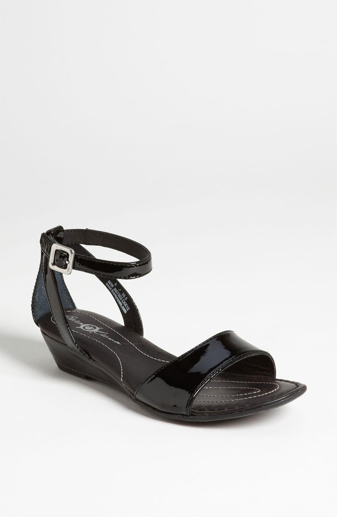 BØRN Crown 'Landis' Sandal, Main, color, 001