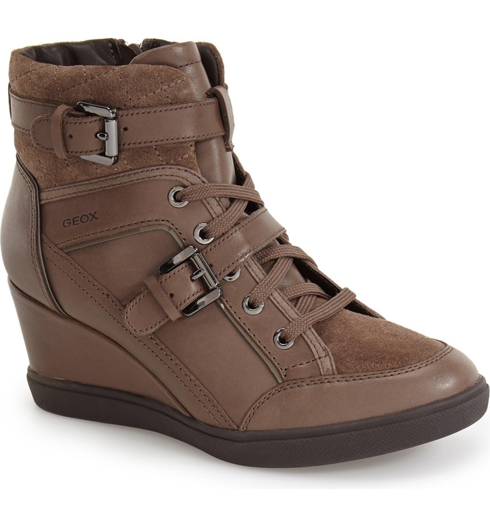 779c51d39aad Geox  Eleni  Wedge Sneaker (Women)