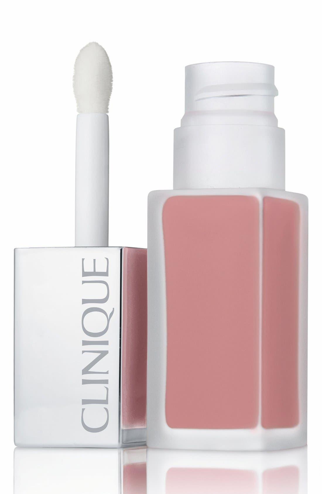 Pop Liquid Matte Lip Color + Primer,                             Main thumbnail 1, color,                             CAKE POP