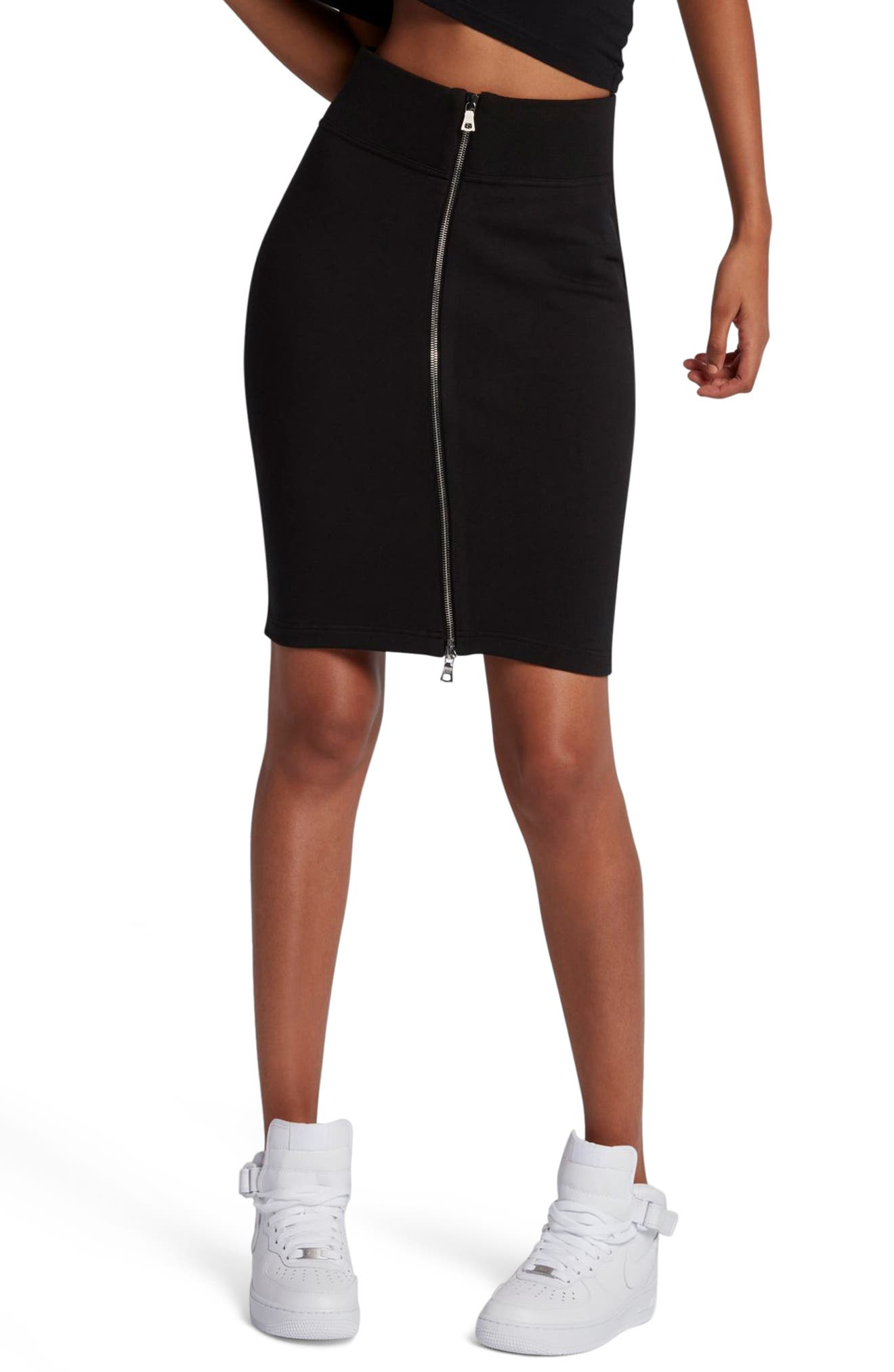 Essentials Sport Skirt,                             Main thumbnail 1, color,                             010
