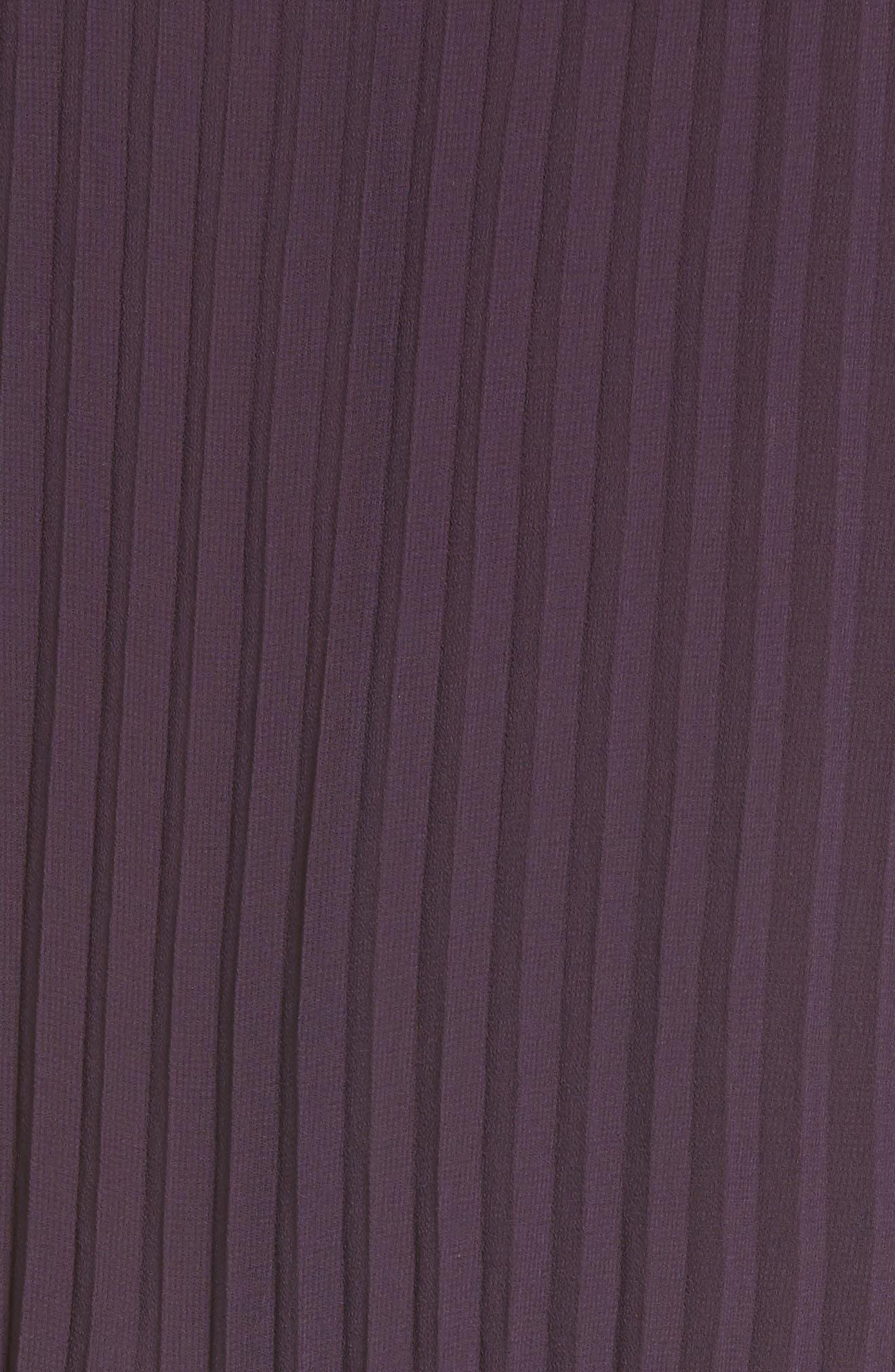 Chiffon Maxi Dress,                             Alternate thumbnail 14, color,