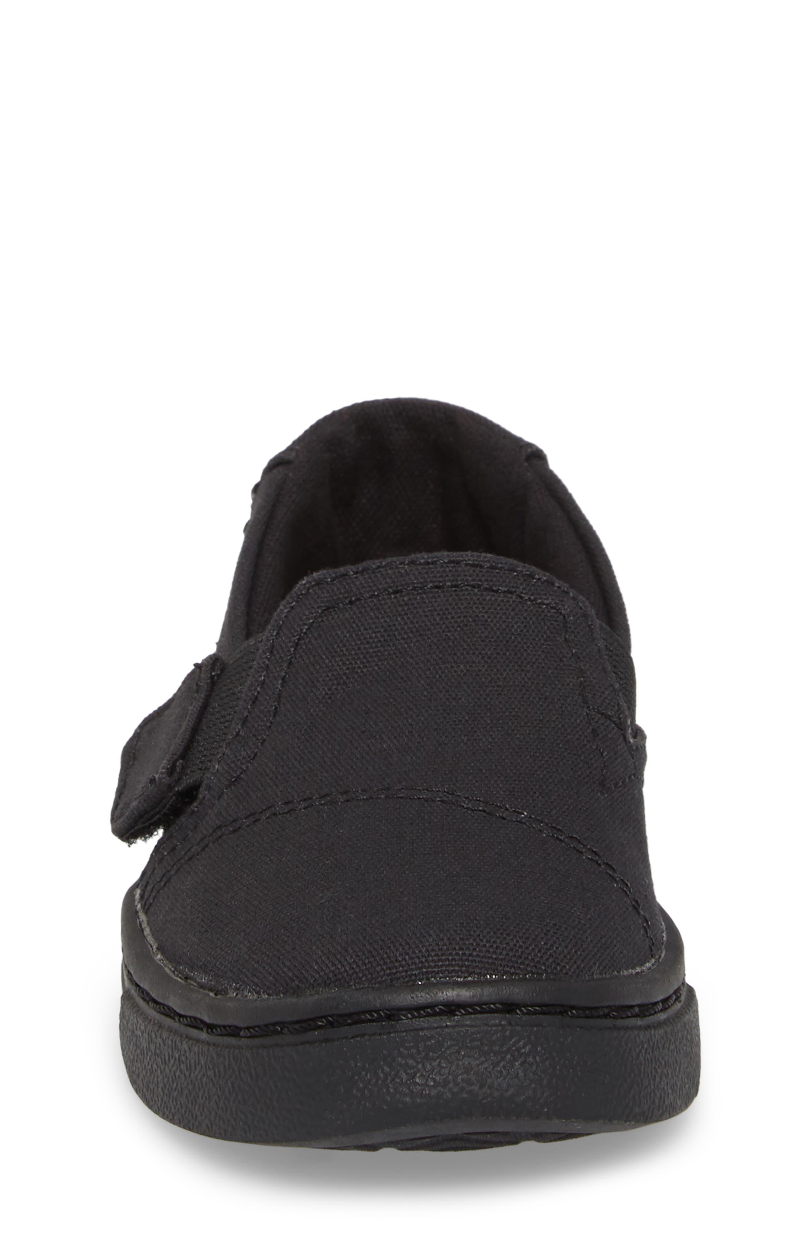 TOMS,                             Luca Slip-On Sneaker,                             Alternate thumbnail 4, color,                             001