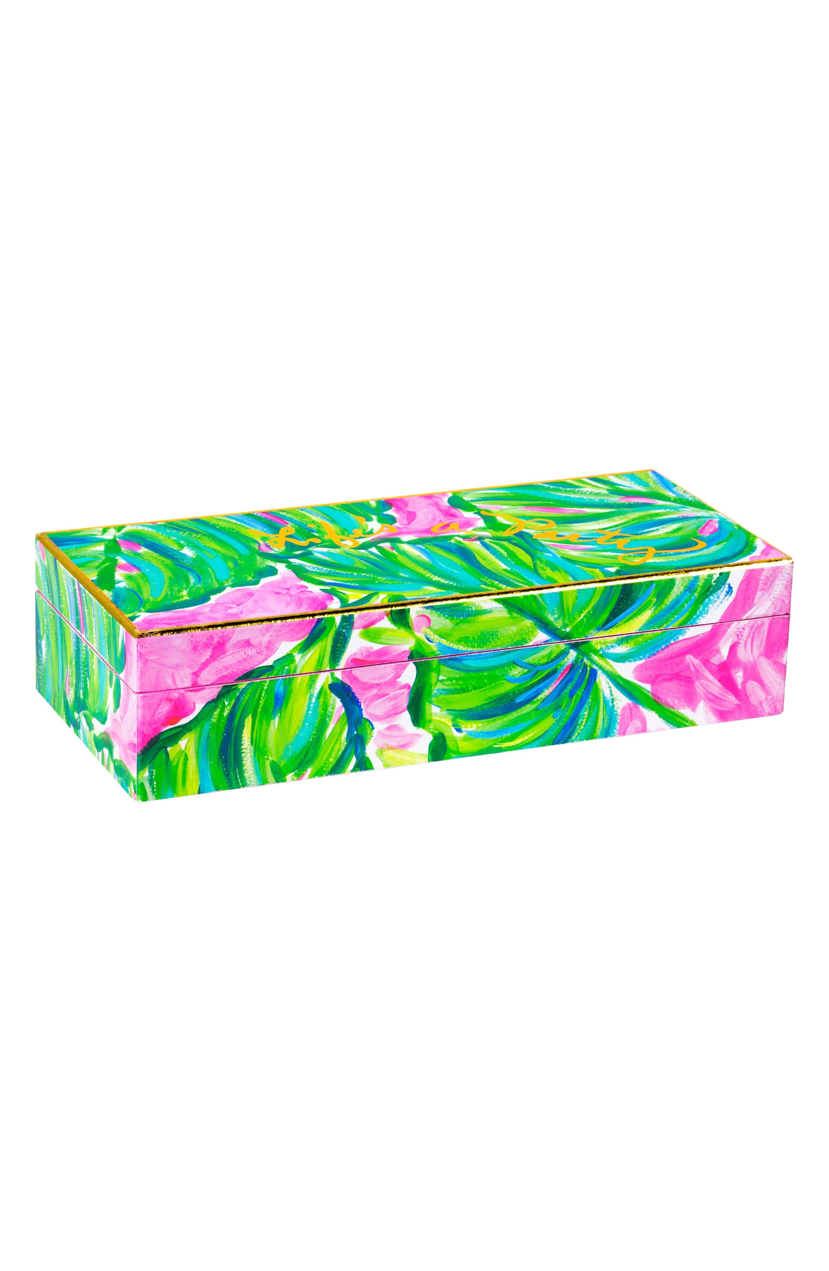 Lacquer Box,                         Main,                         color,
