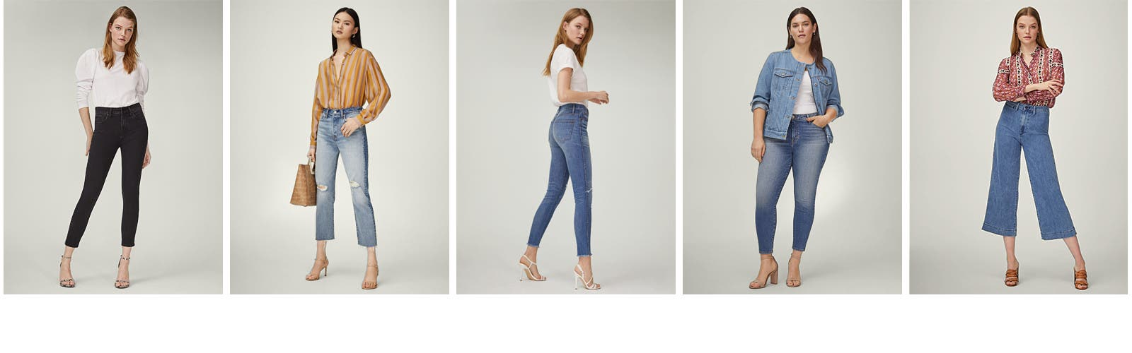 Womens's Jeans & Denim.