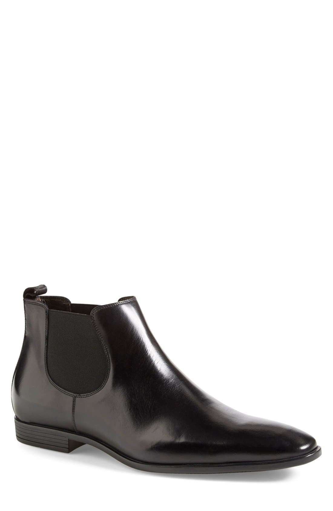 'Canton' Chelsea Boot,                             Main thumbnail 1, color,