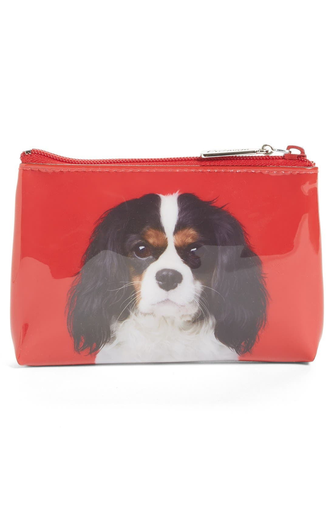 Spaniel Pouch,                             Alternate thumbnail 2, color,                             600