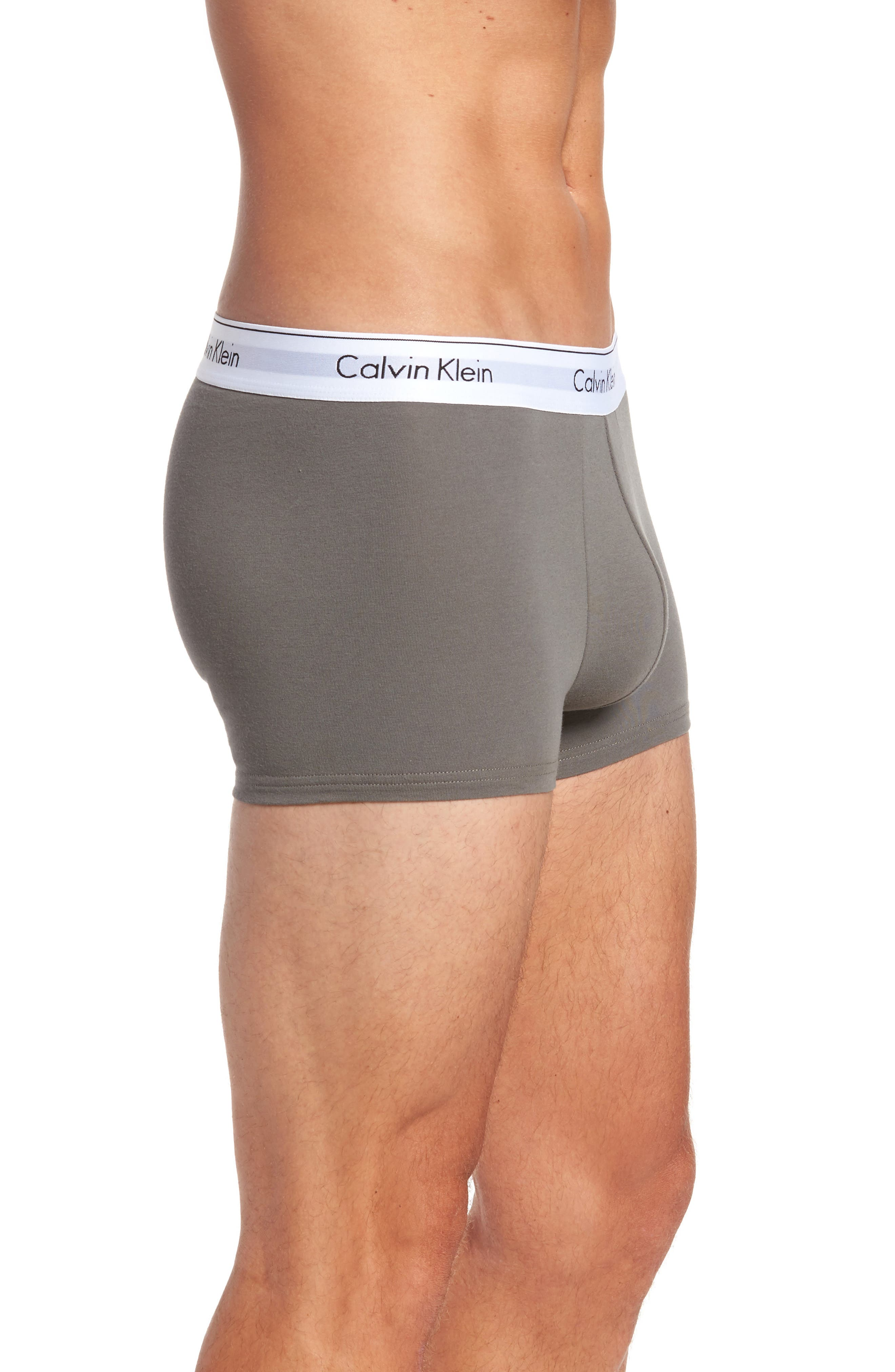 Assorted 2-Pack Stretch Cotton Trunks,                             Alternate thumbnail 30, color,