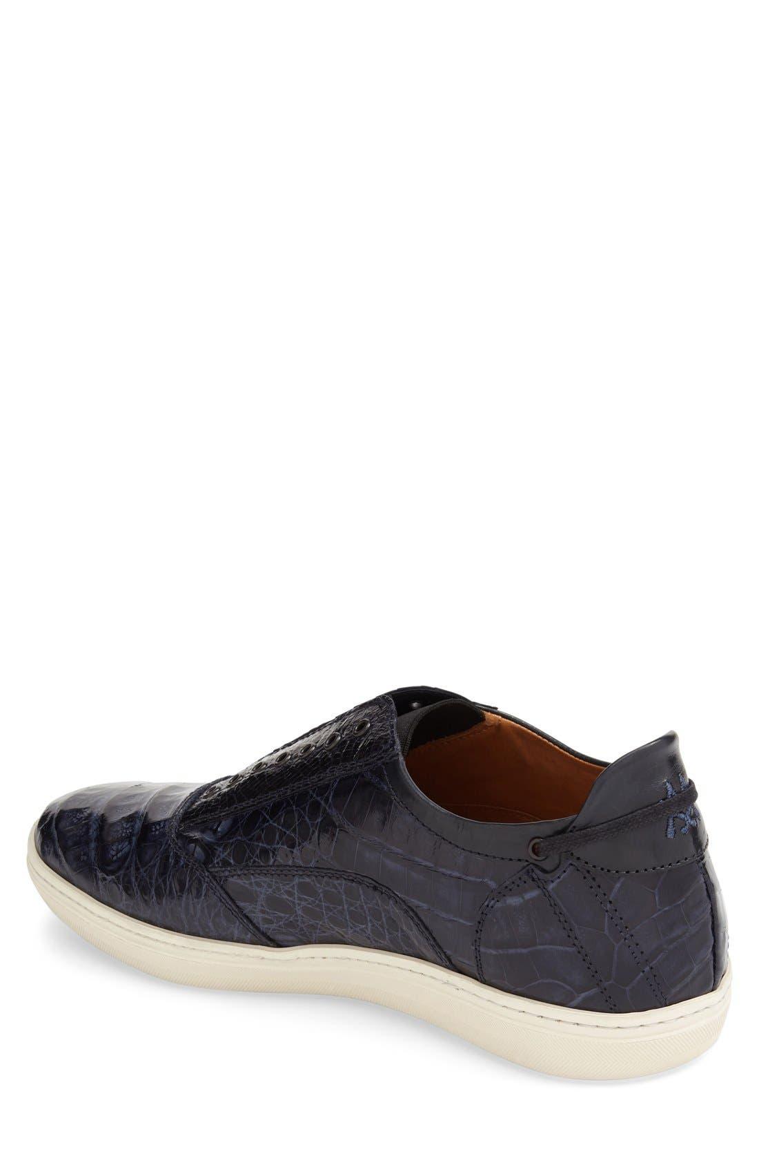 'Emmanuel' Slip-on Sneaker,                             Alternate thumbnail 12, color,