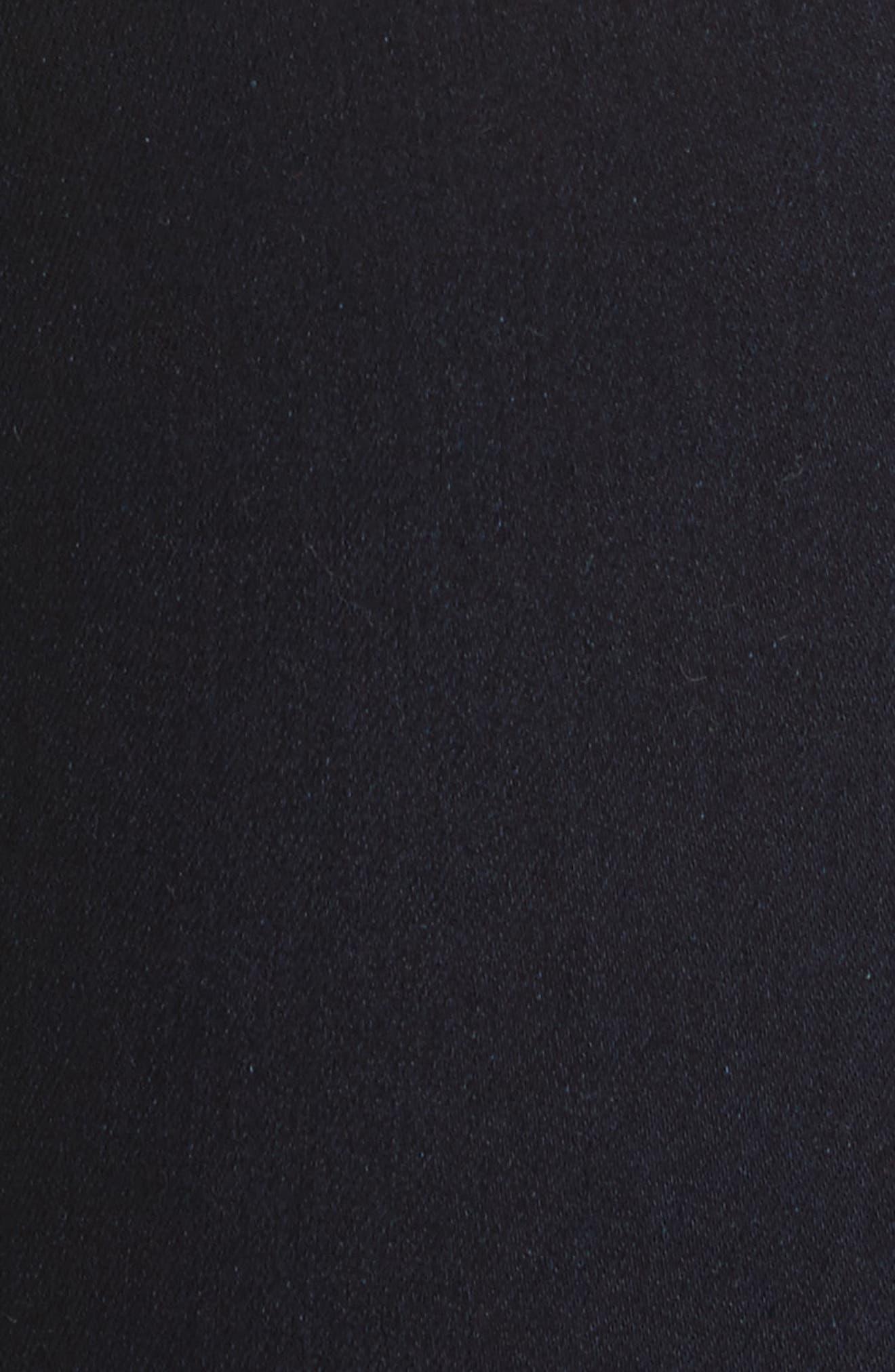 RAG & BONE,                             JEAN High Waist Ankle Skinny Jeans,                             Alternate thumbnail 5, color,                             001