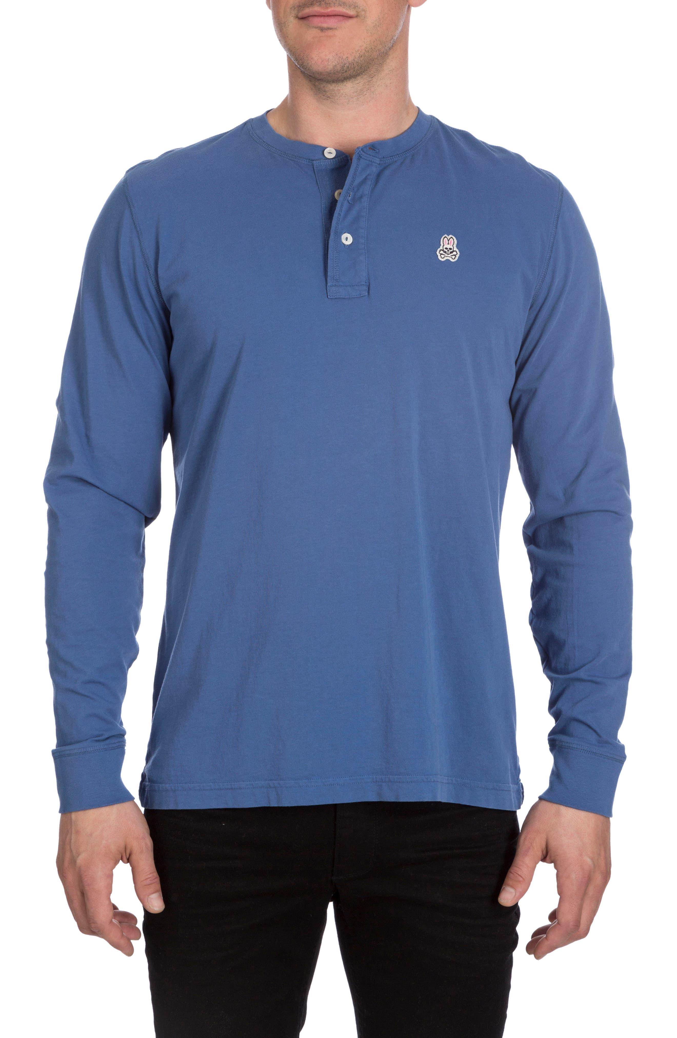 Biltmore Henley T-Shirt,                             Main thumbnail 3, color,