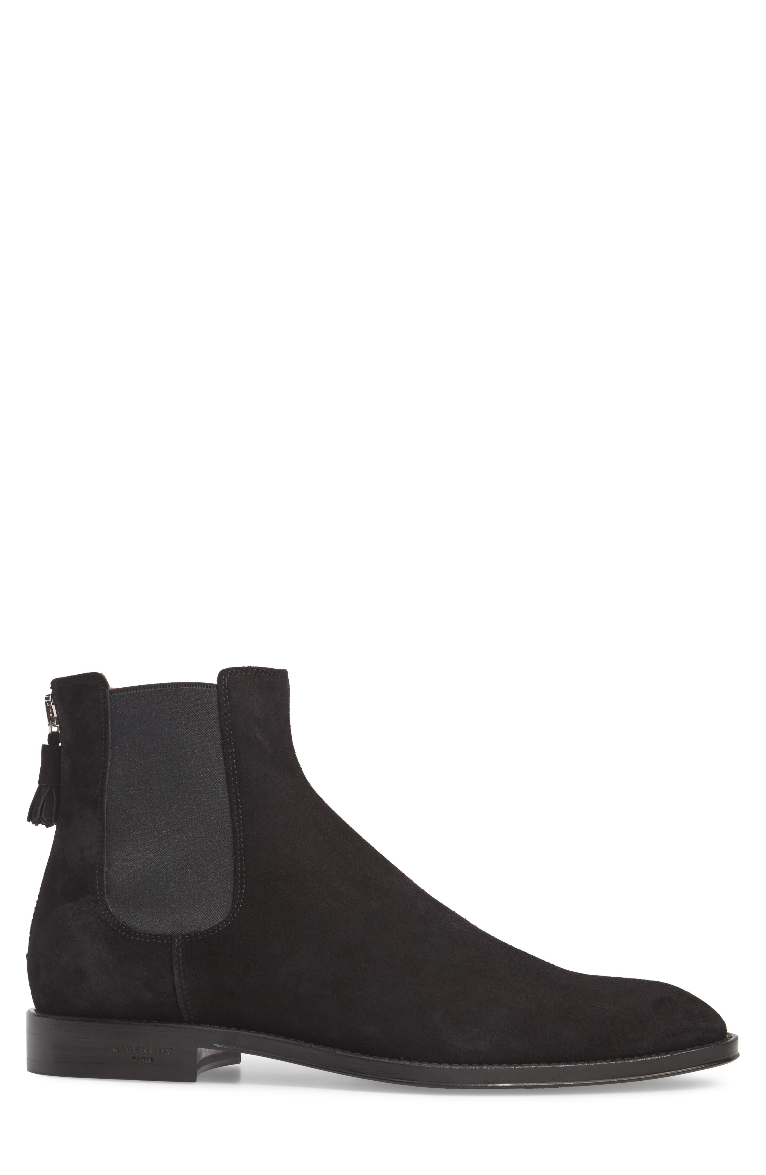 Chelsea Boot,                             Alternate thumbnail 3, color,                             001