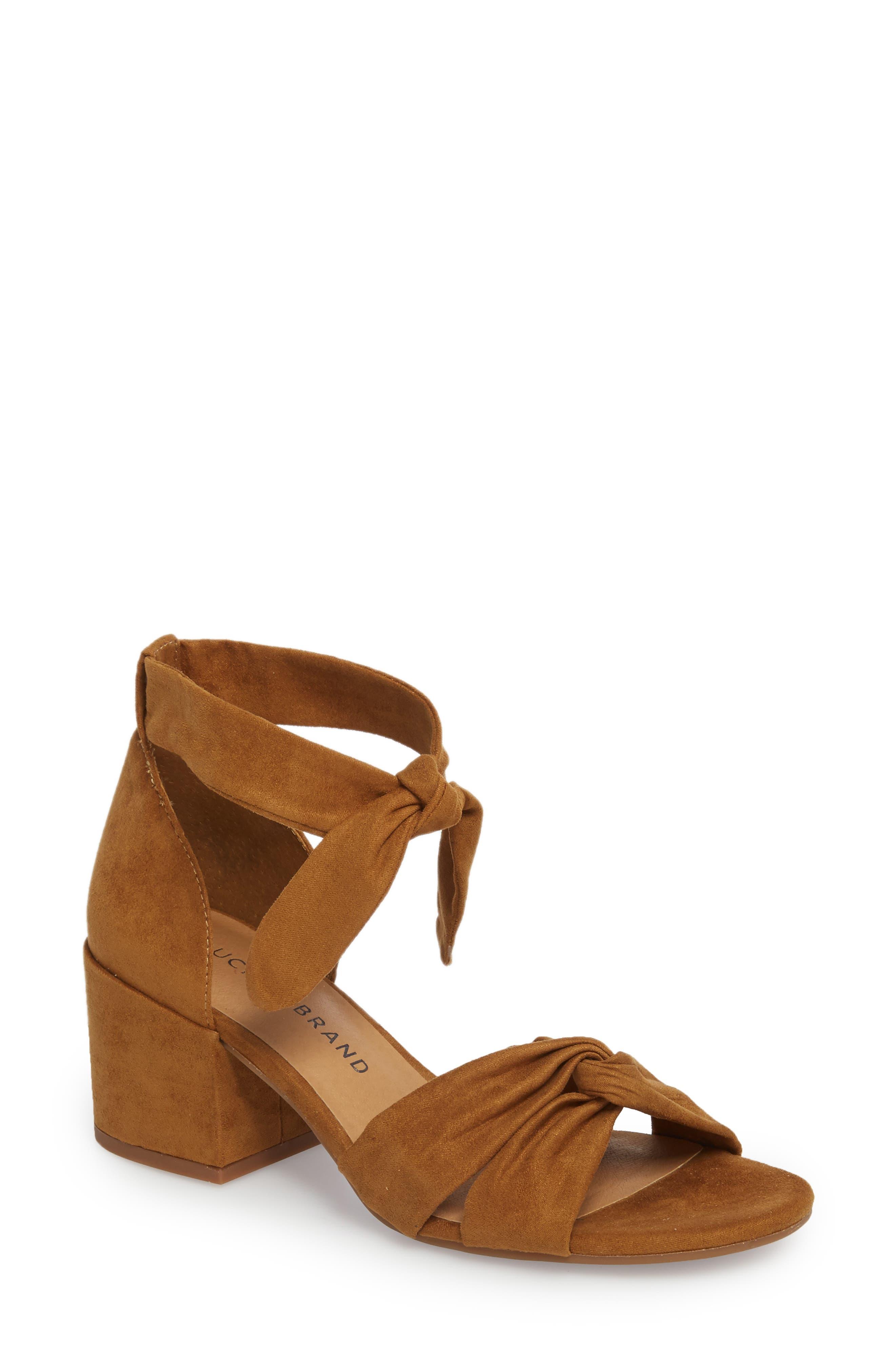 Xaylah Ankle Strap Sandal,                             Main thumbnail 2, color,