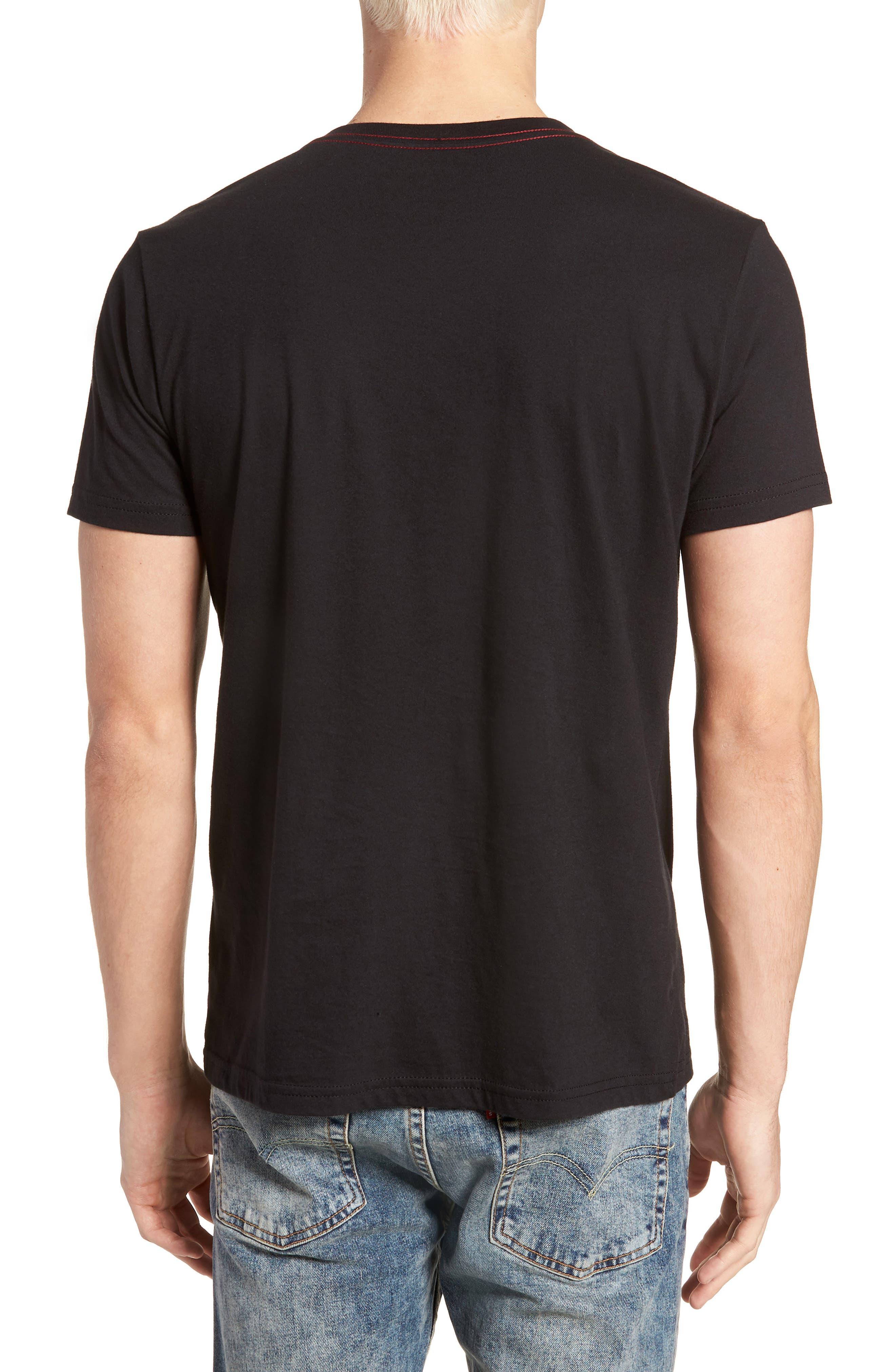 Horizon Motors T-Shirt,                             Alternate thumbnail 2, color,                             001