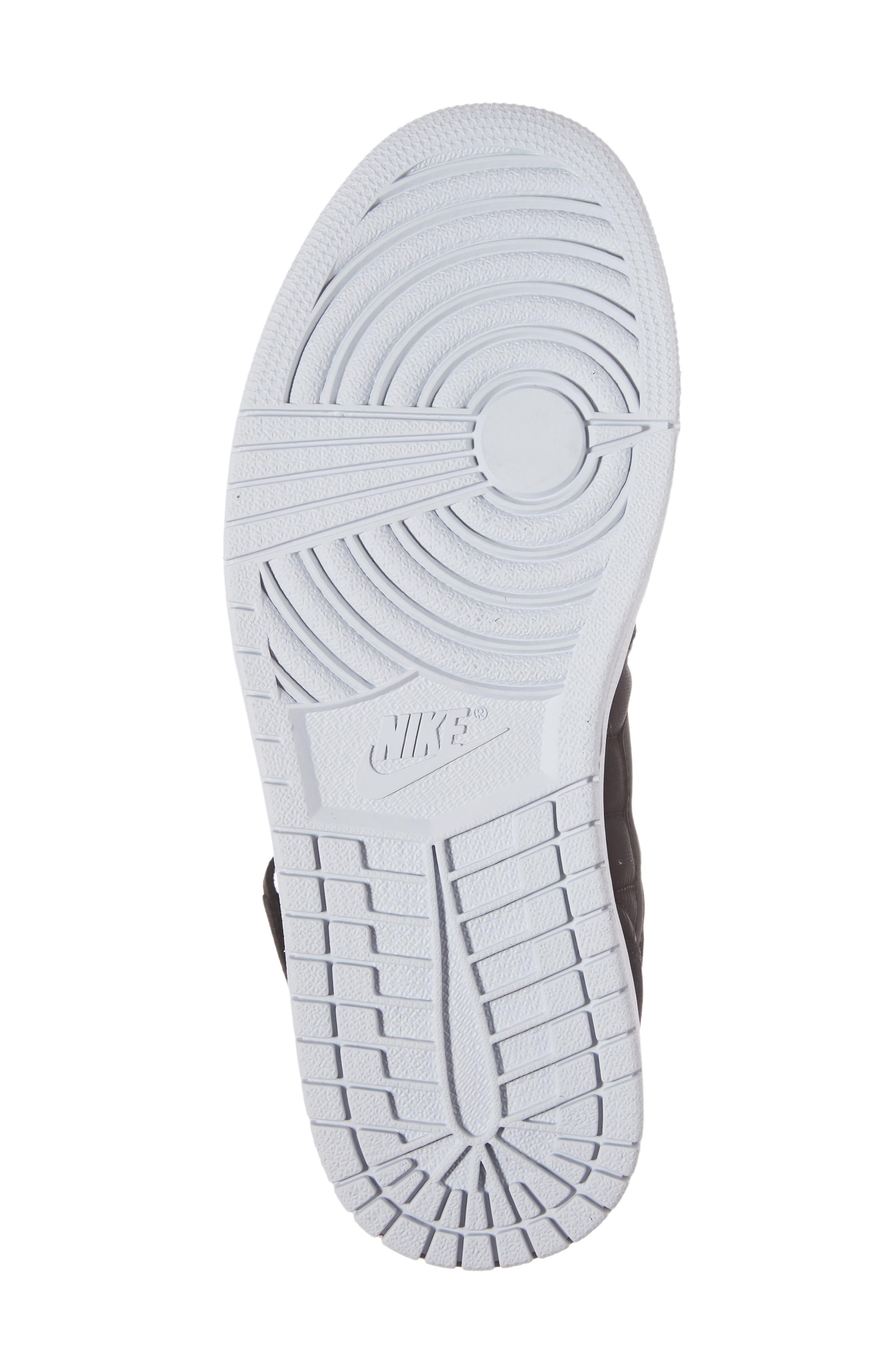 Air Jordan 1 Sneaker,                             Alternate thumbnail 6, color,                             004