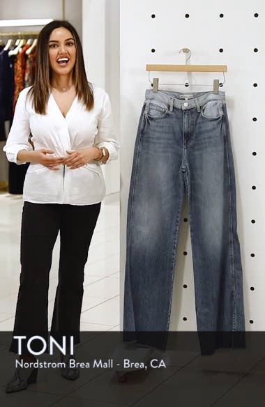 Isemene Wide Leg Jeans, sales video thumbnail