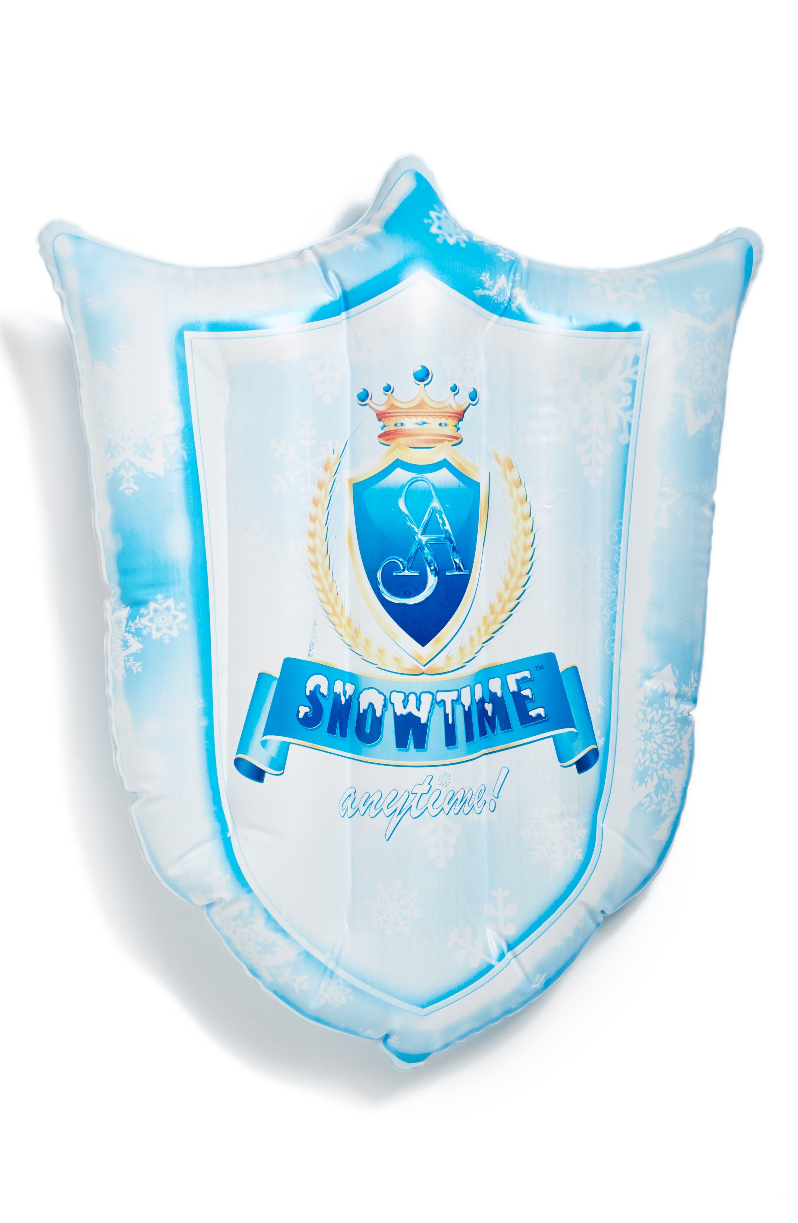 Inflatable Snow Shield,                             Main thumbnail 2, color,