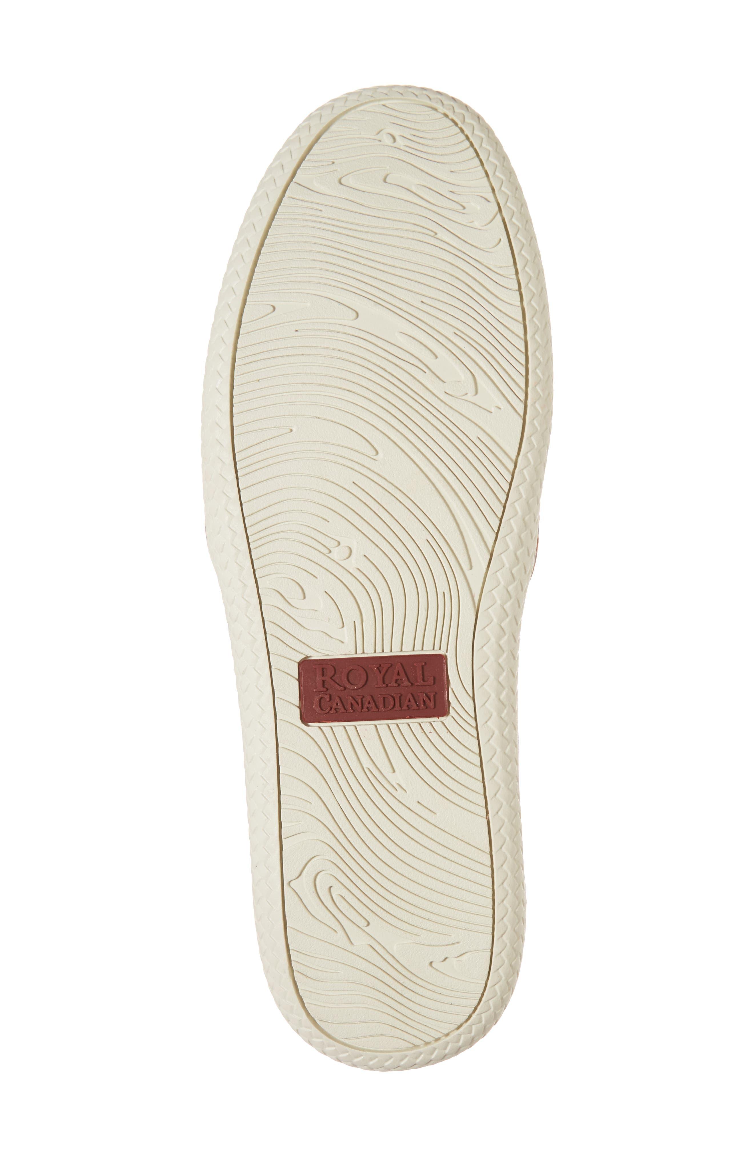Jasper Perforated Loafer Flat,                             Alternate thumbnail 6, color,                             001
