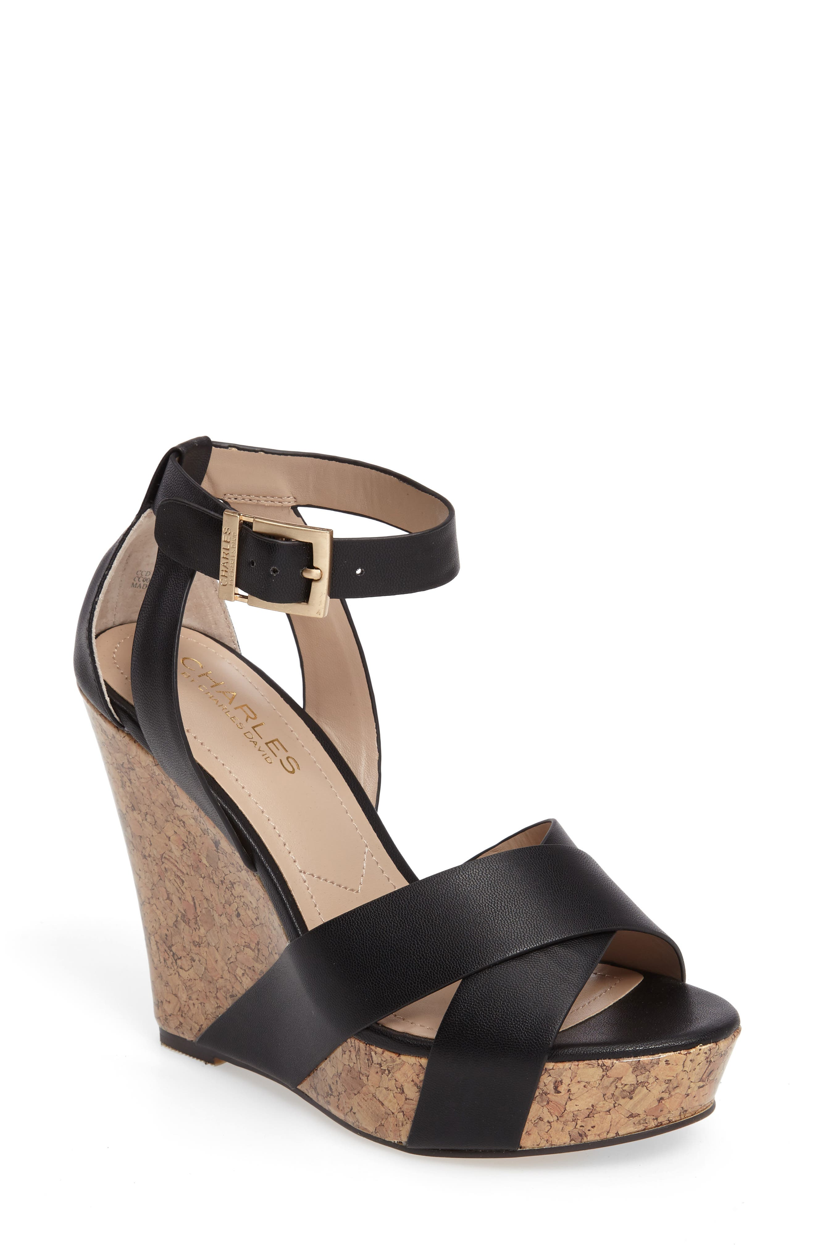 Amsterdam Platform Wedge Sandal,                             Main thumbnail 1, color,