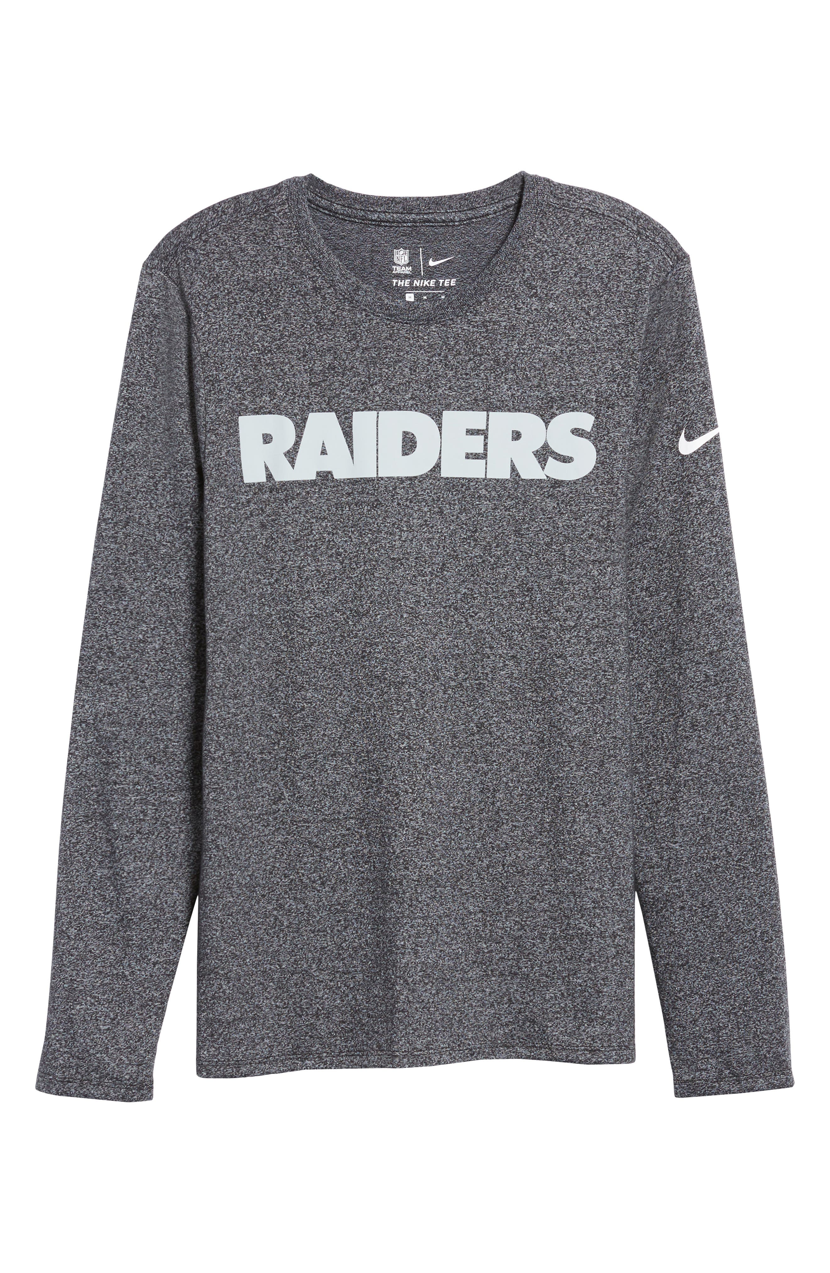 NFL Graphic Long Sleeve T-Shirt,                             Alternate thumbnail 41, color,